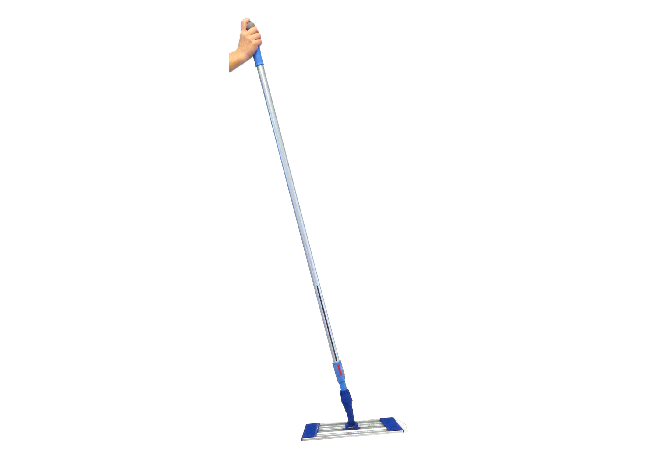 Show Tech Speedy Spray Sweeper Steel 145cm