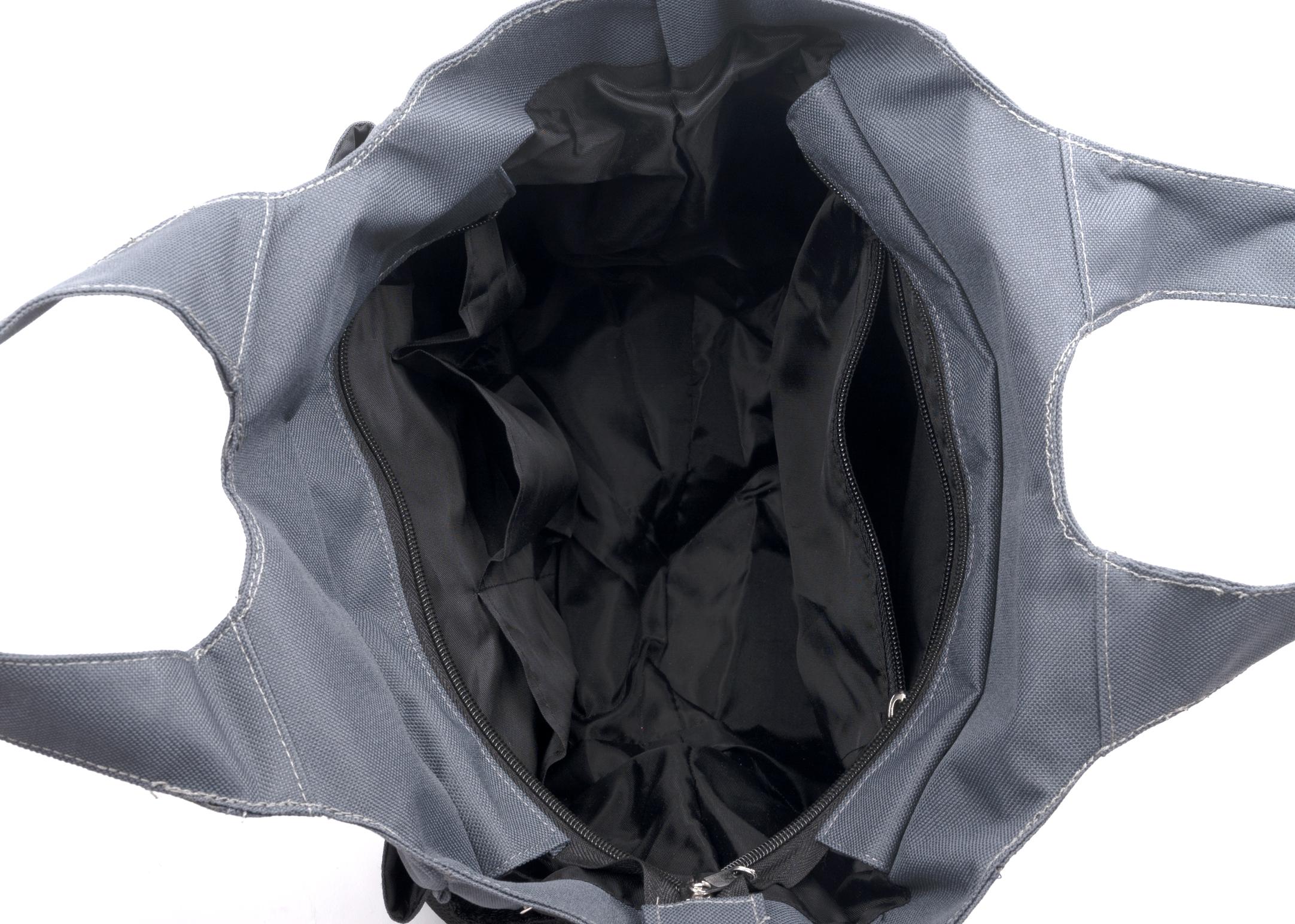 Show Tech Grab Bag Grey