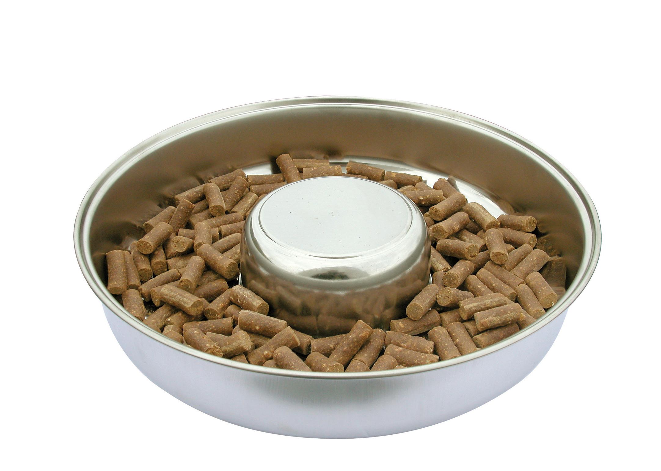 Show Tech Puppy Feeding Dish Feeding Bowl For Dogs