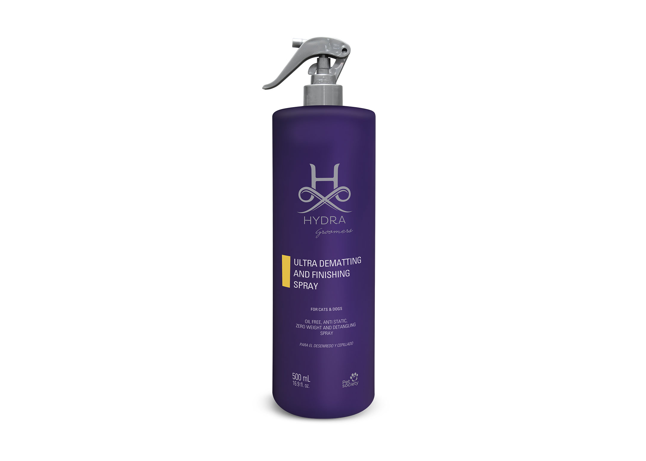 Hydra Ultra Dematting and Finishing spray 500 ml Afwerkingsspray