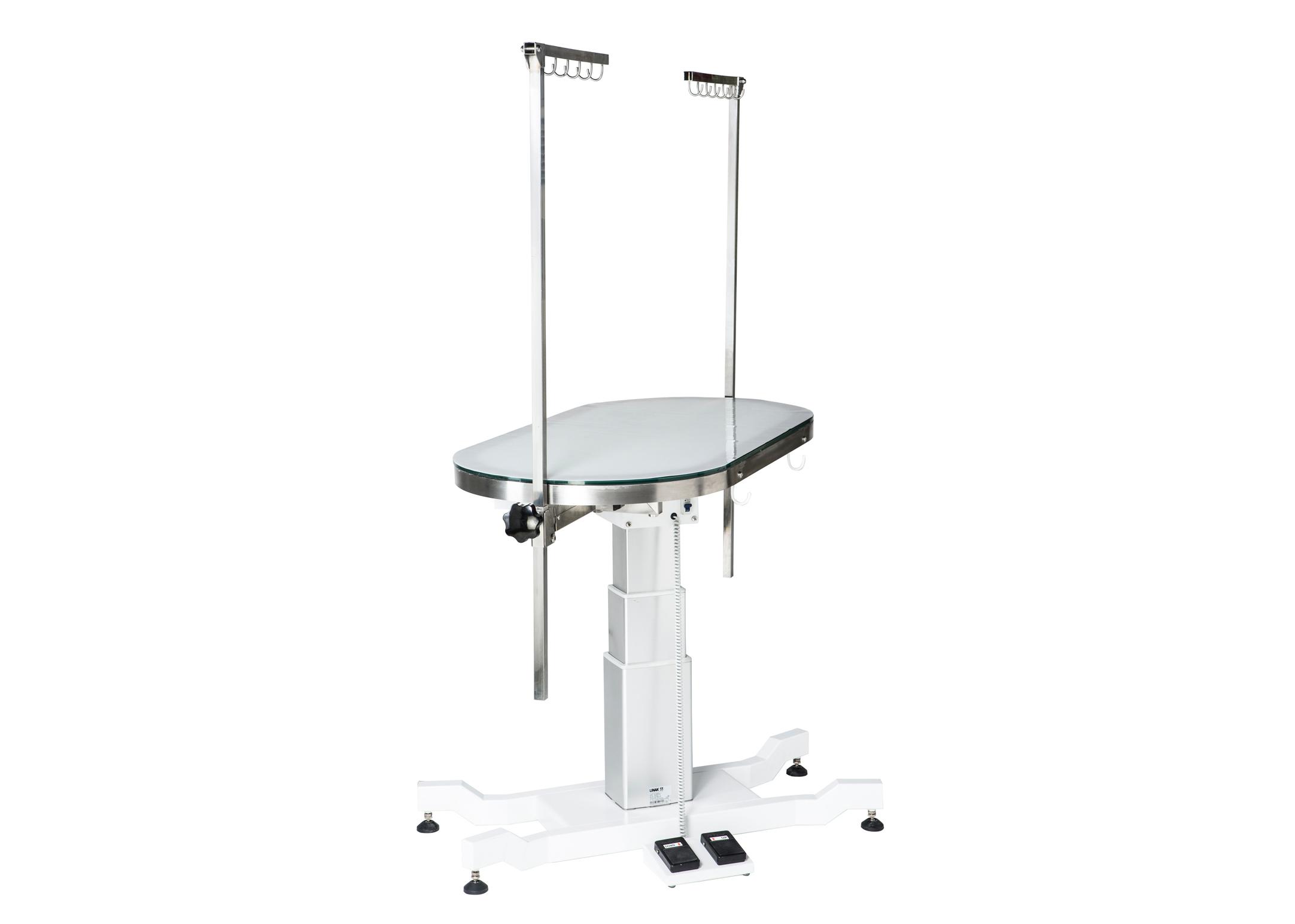 Groom-X Kitty's Turning Electric Grooming Table 120x60x61,5-102cmh