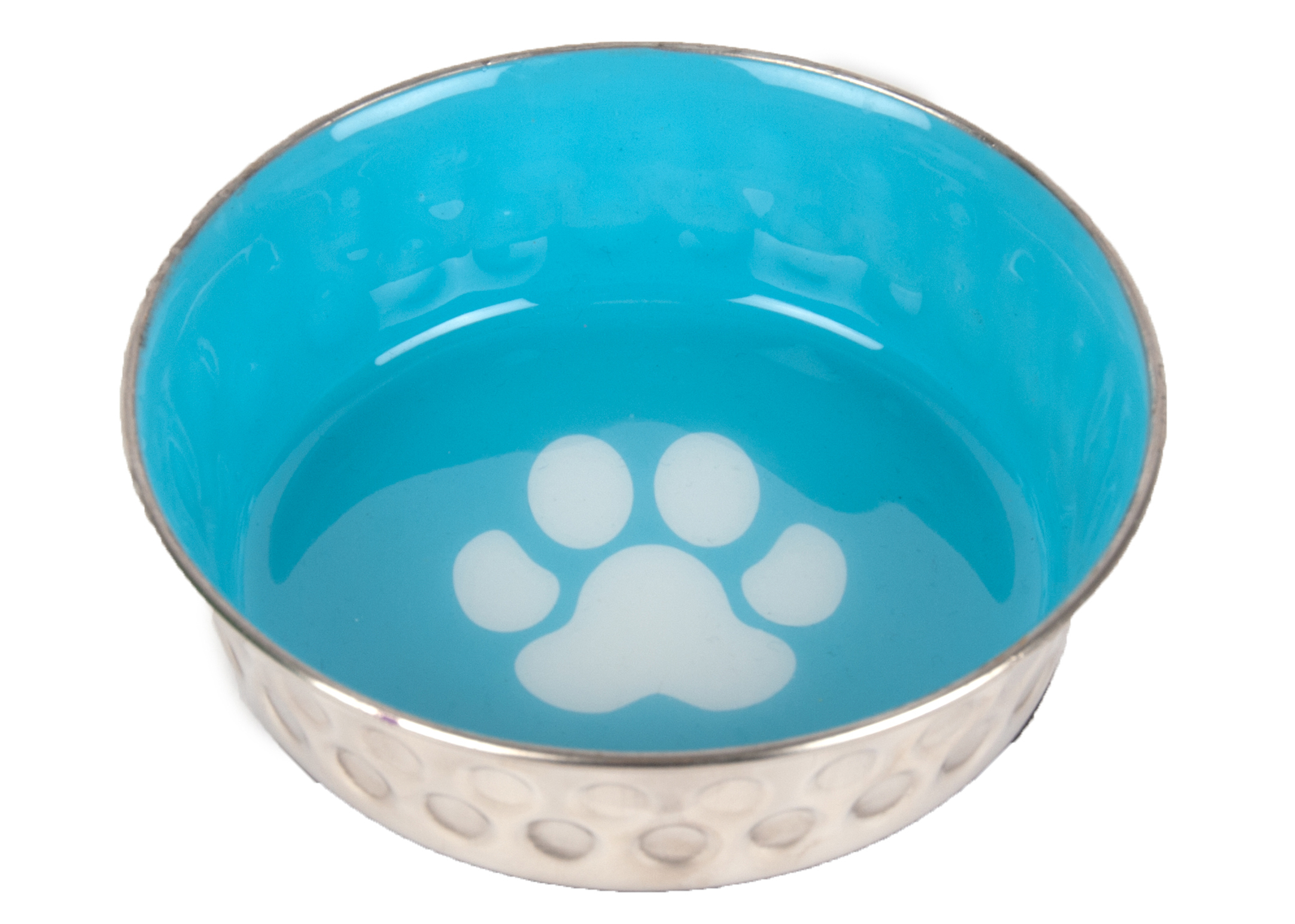 Show Tech Pet Bowl Antislip Turquoise