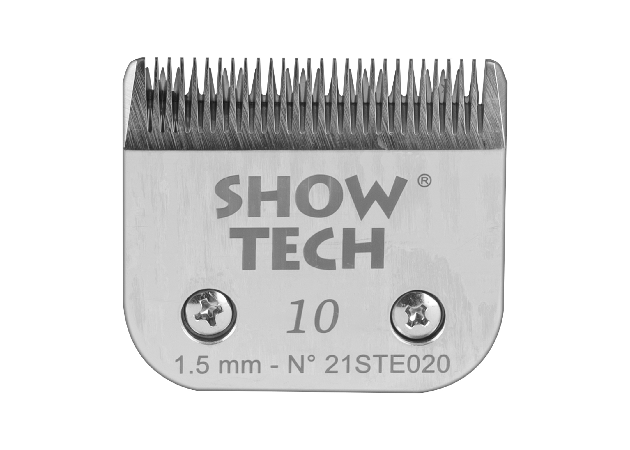 Show Tech Pro Blades snap-on Scheerkop #10 - 1,5mm
