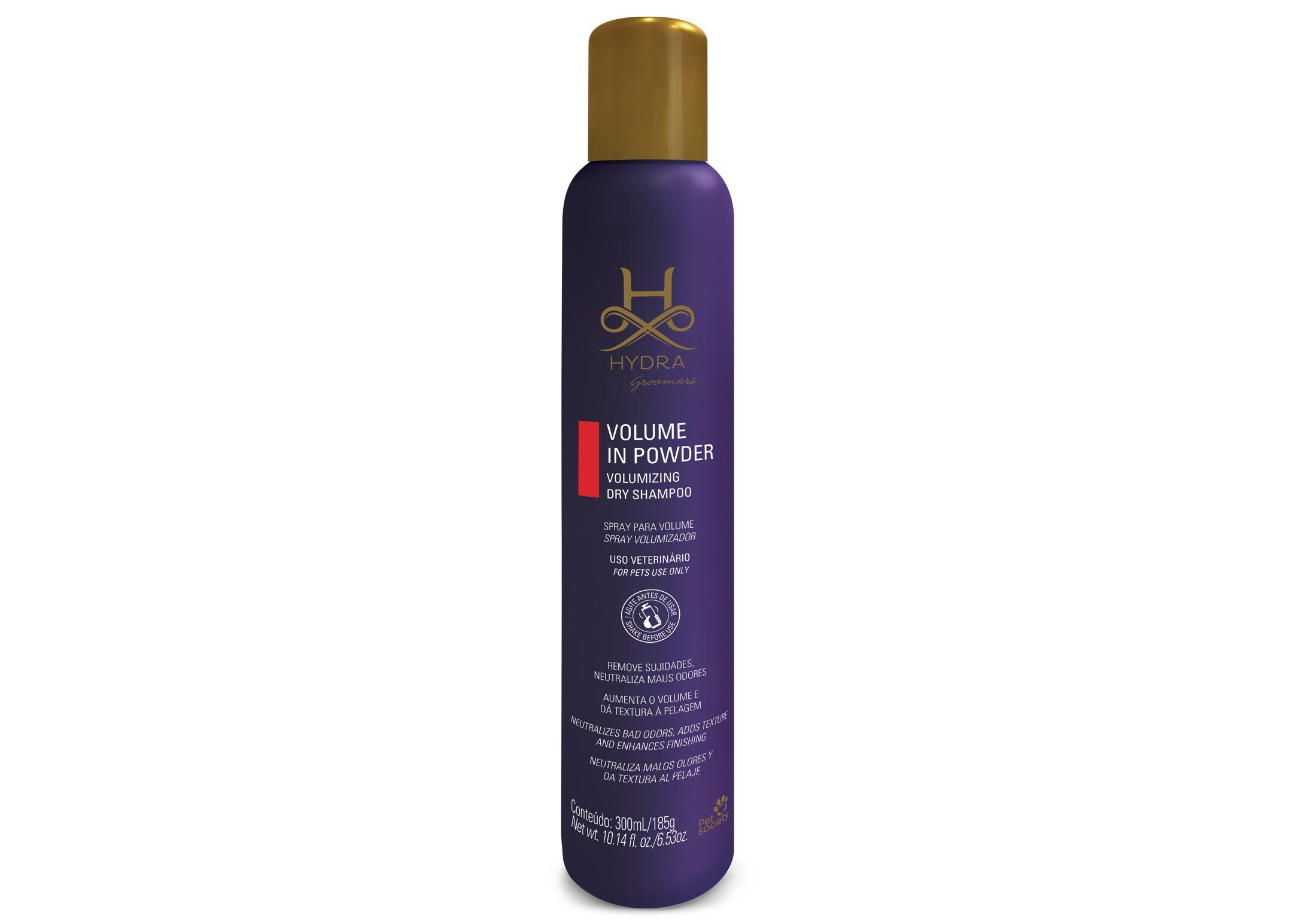 Hydra Volume in Powder spray 300 ml - Volume droogshampoo