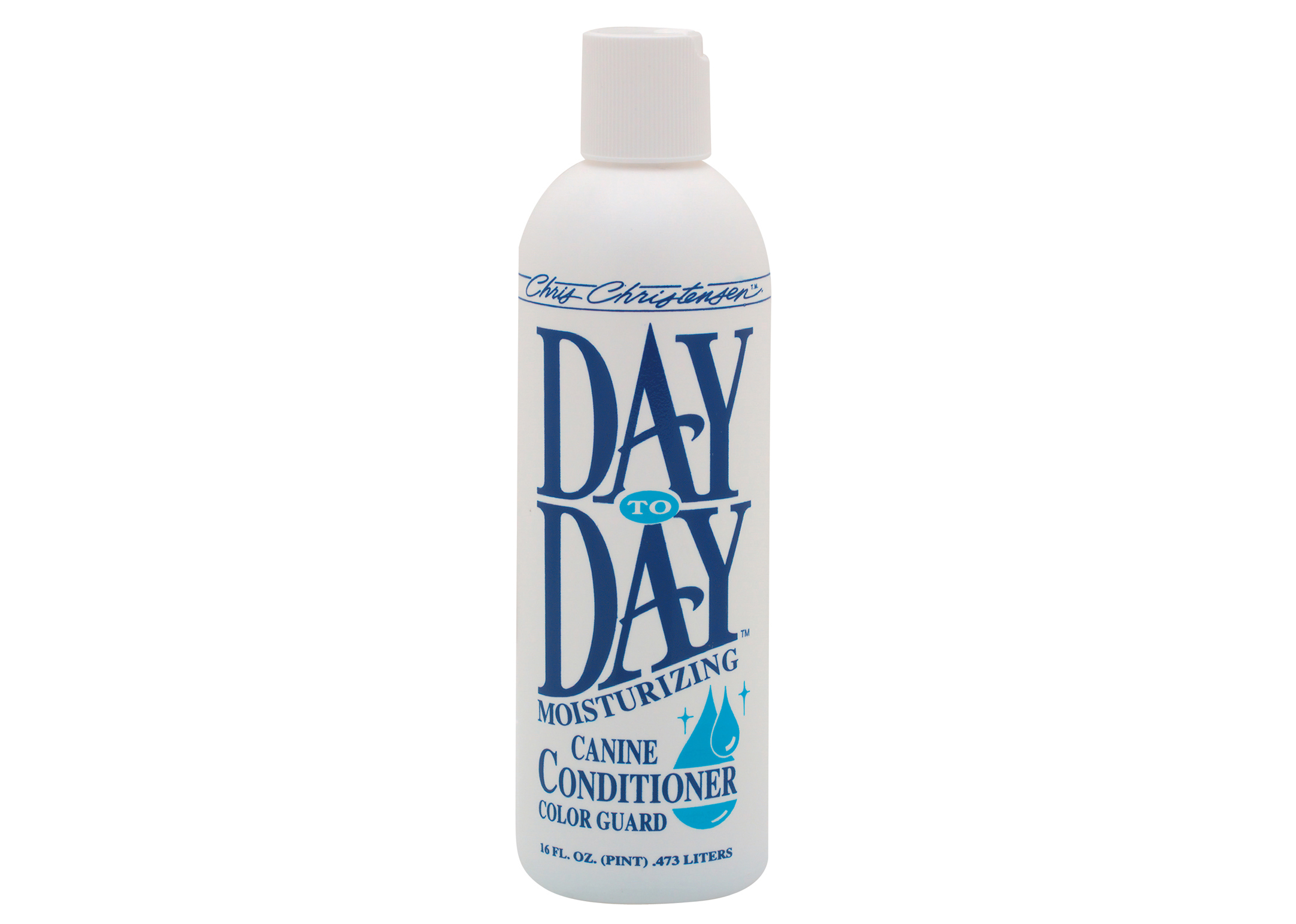 Chris Christensen Systems Day to Day Moisturizing Conditioner Voor Honden, Katten En Paarden