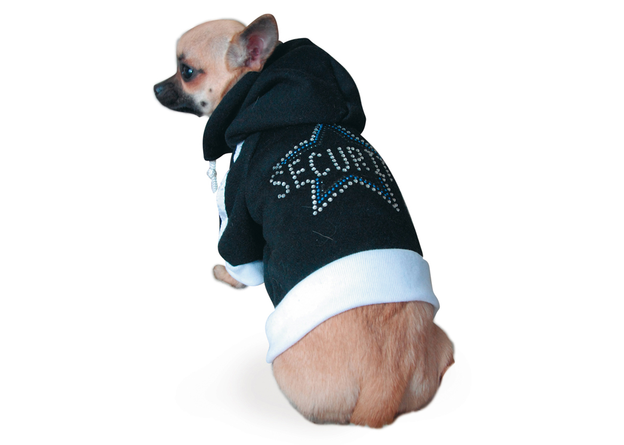 Max+Co Security Hood Attire For Dogs