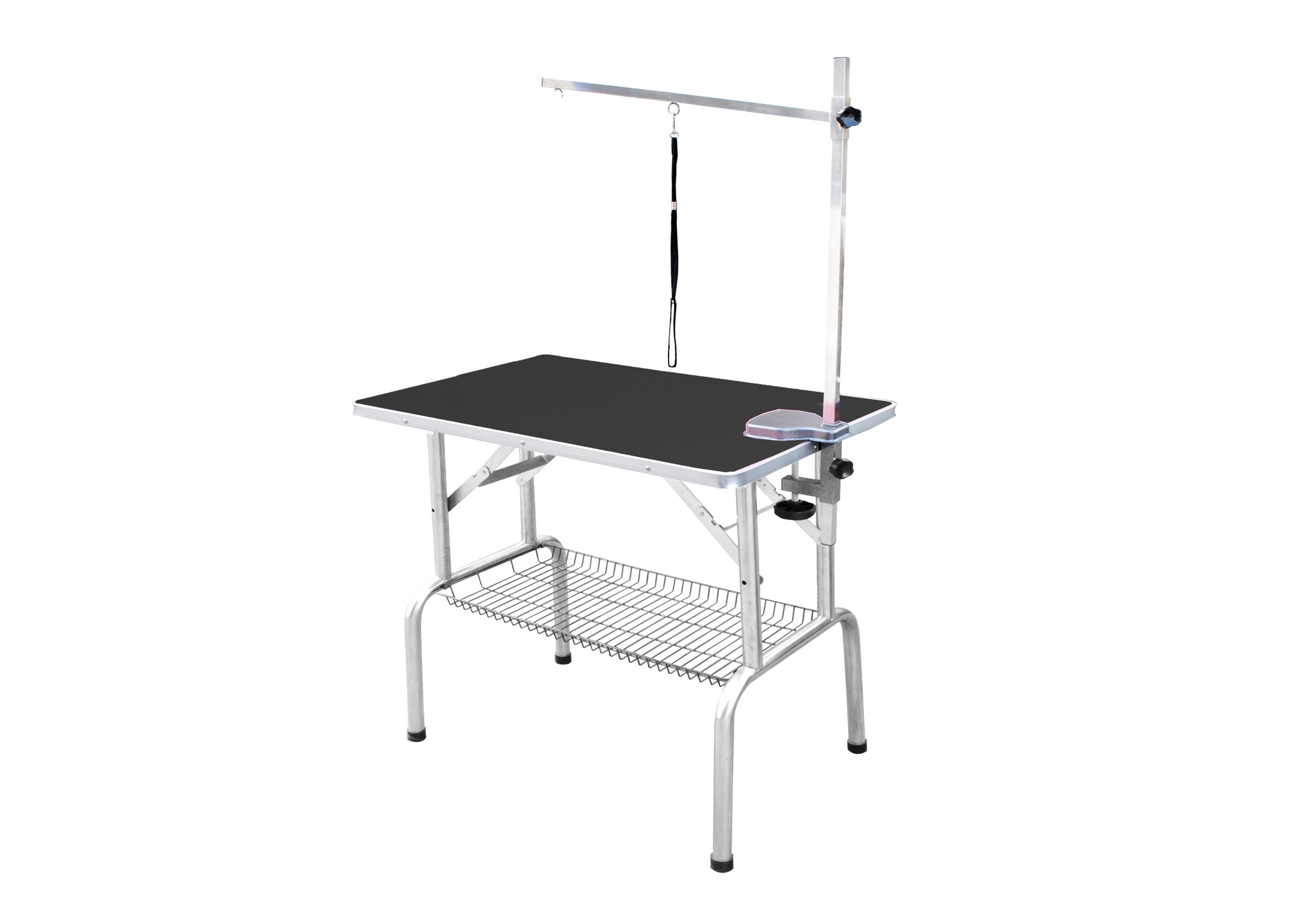 SS Grooming Table 81x52x78cmH Show Table For Groomers