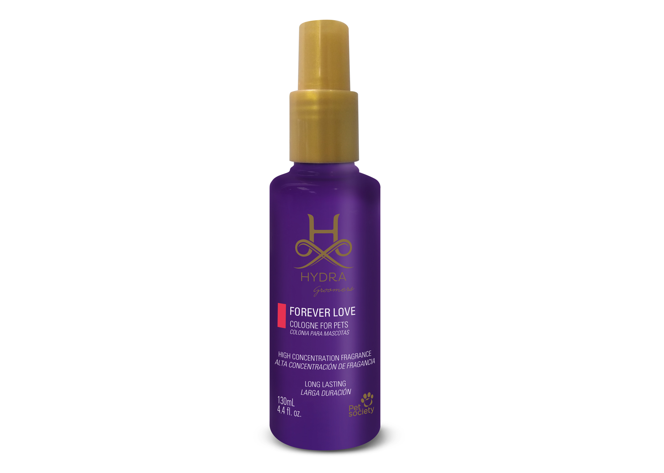 Hydra Groomers Cologne Forever LOVE 130ml