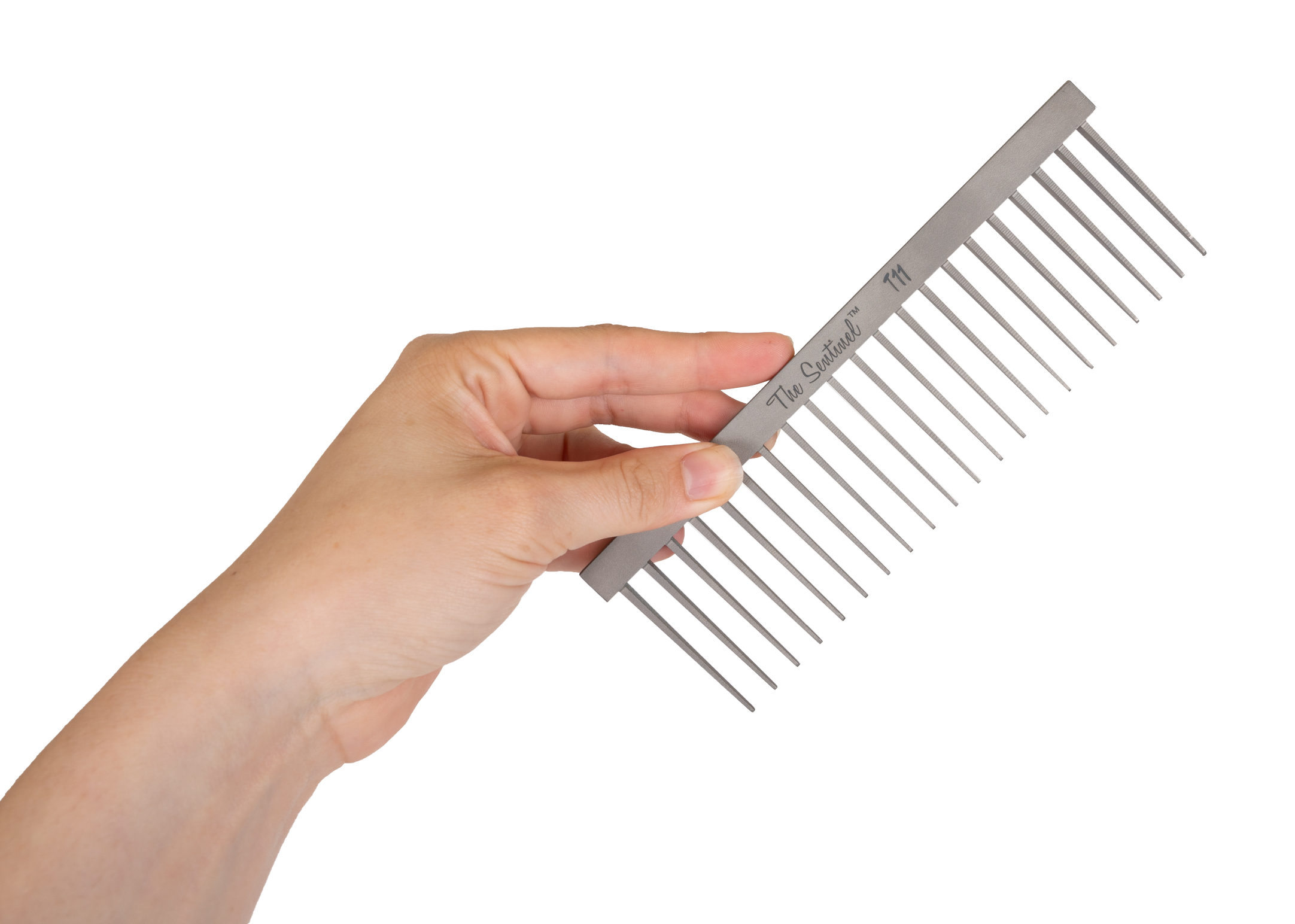 The Sentinel T11 Heavy Duty Comb Wide 17 cm