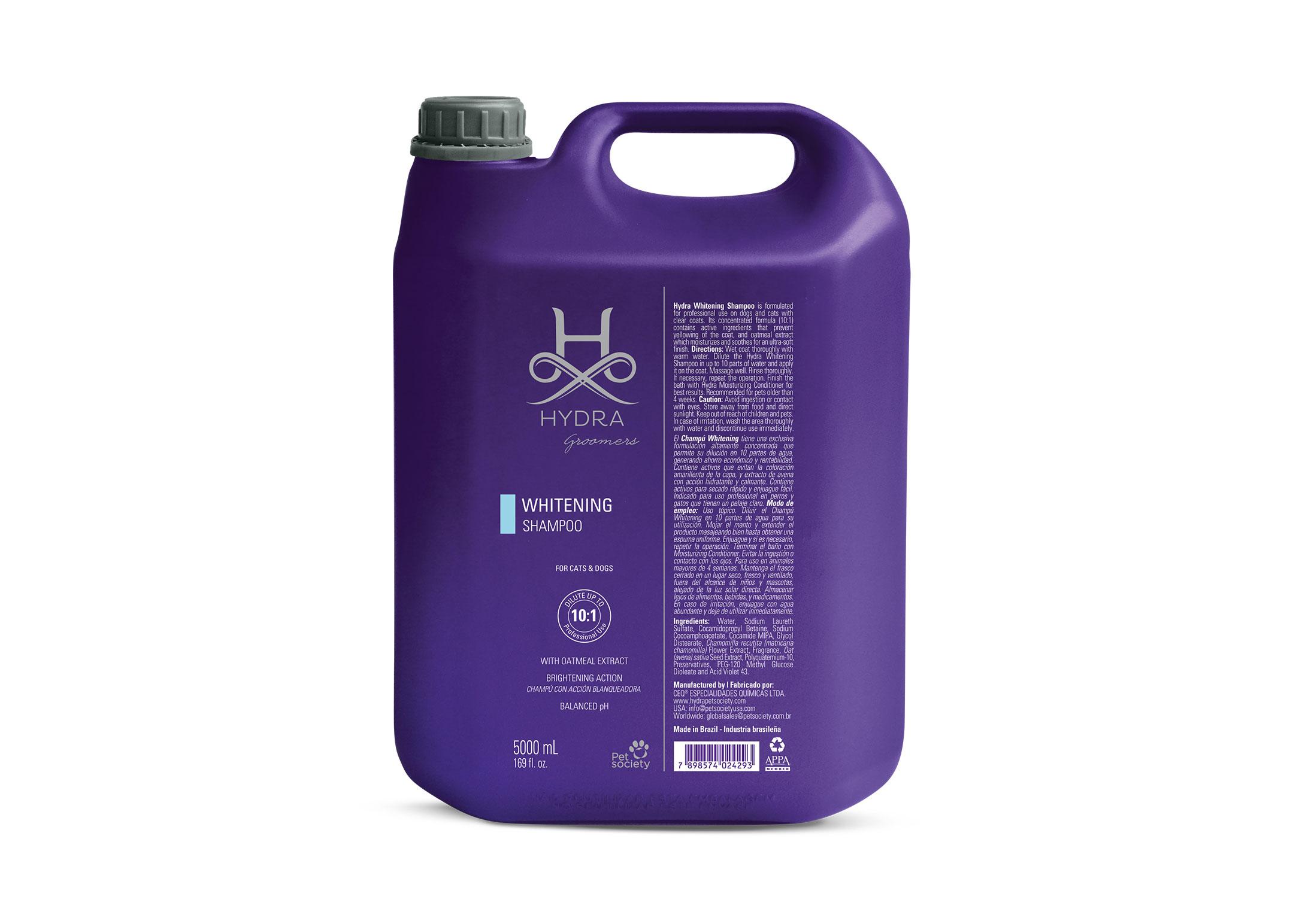 Hydra Whitening Shampoo