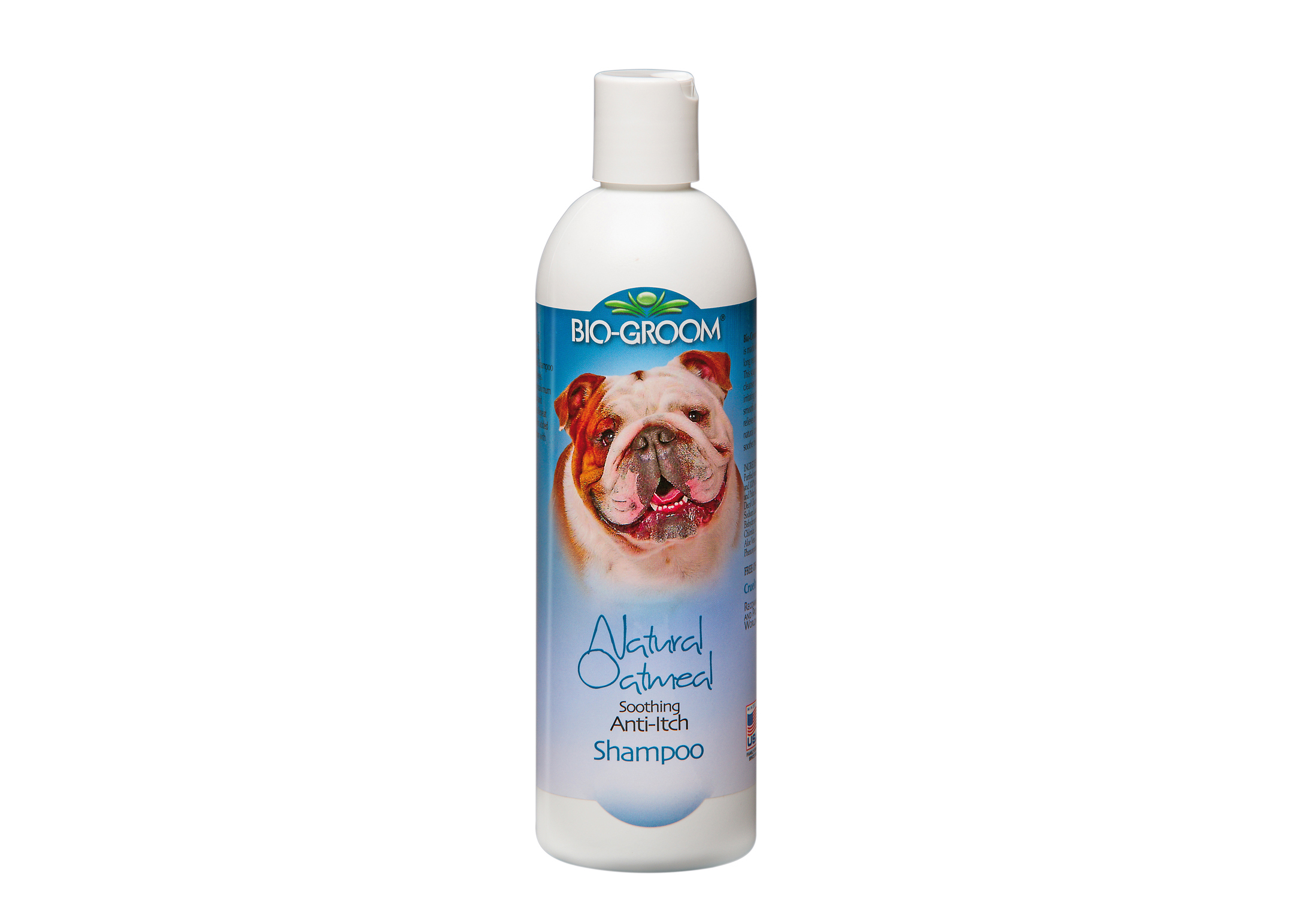 Bio Groom Natural Oatmeal Shampoo For Dogs, Cats And Horses