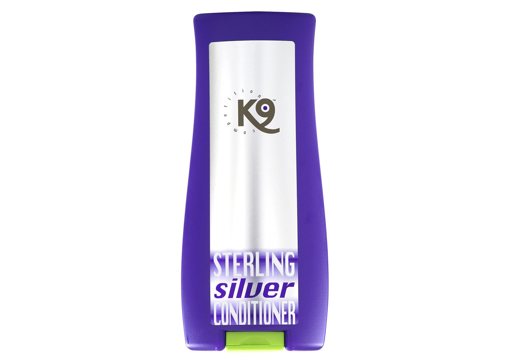 K9 Sterling Silver Conditioner Voor Honden en Katten