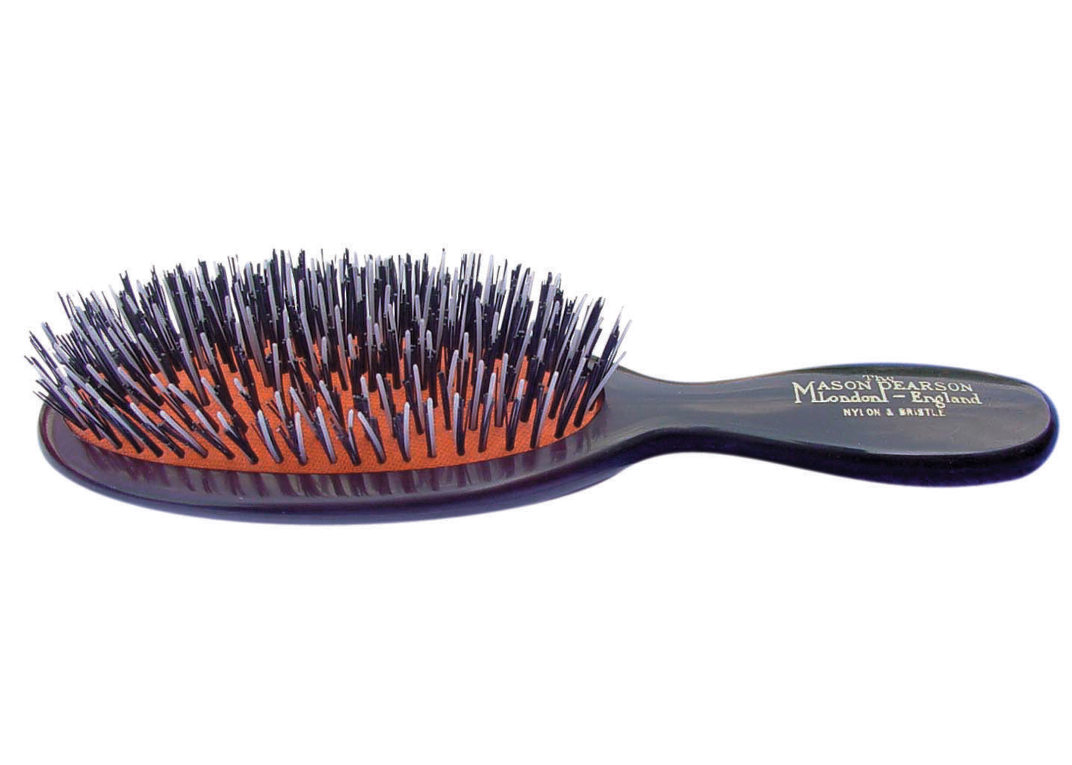 Mason Pearson Nylon-Bristle Pocket Brush For Dogs