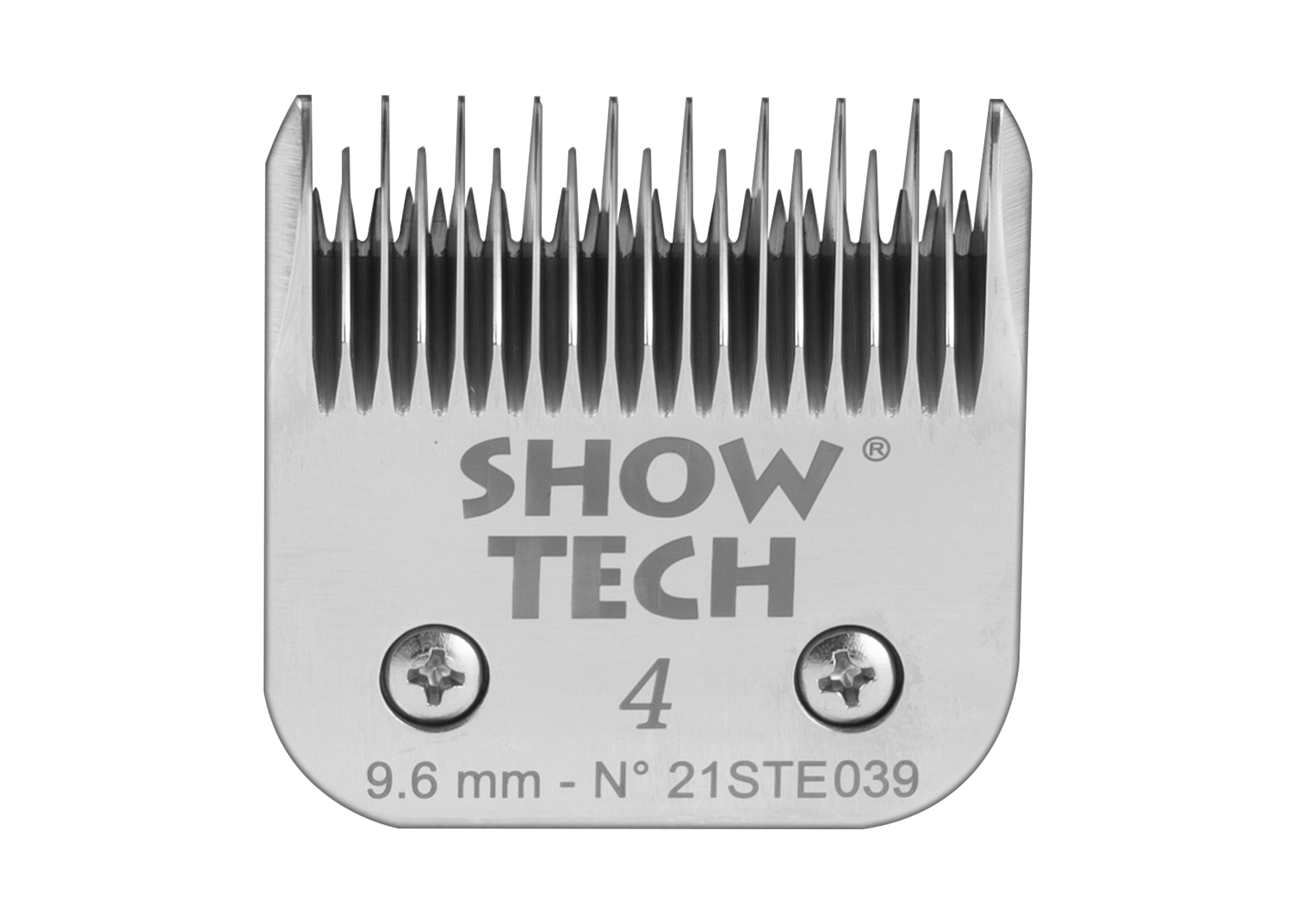 Show Tech Pro Blades snap-on Clipper Blade #4 - 9,6mm