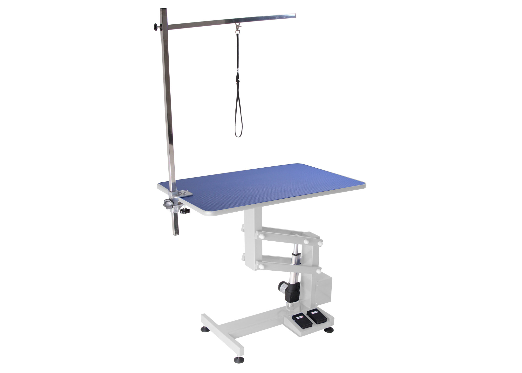 Groom-X Pro Compact Electric Grooming Table 90x60x53-102cmh with Control post