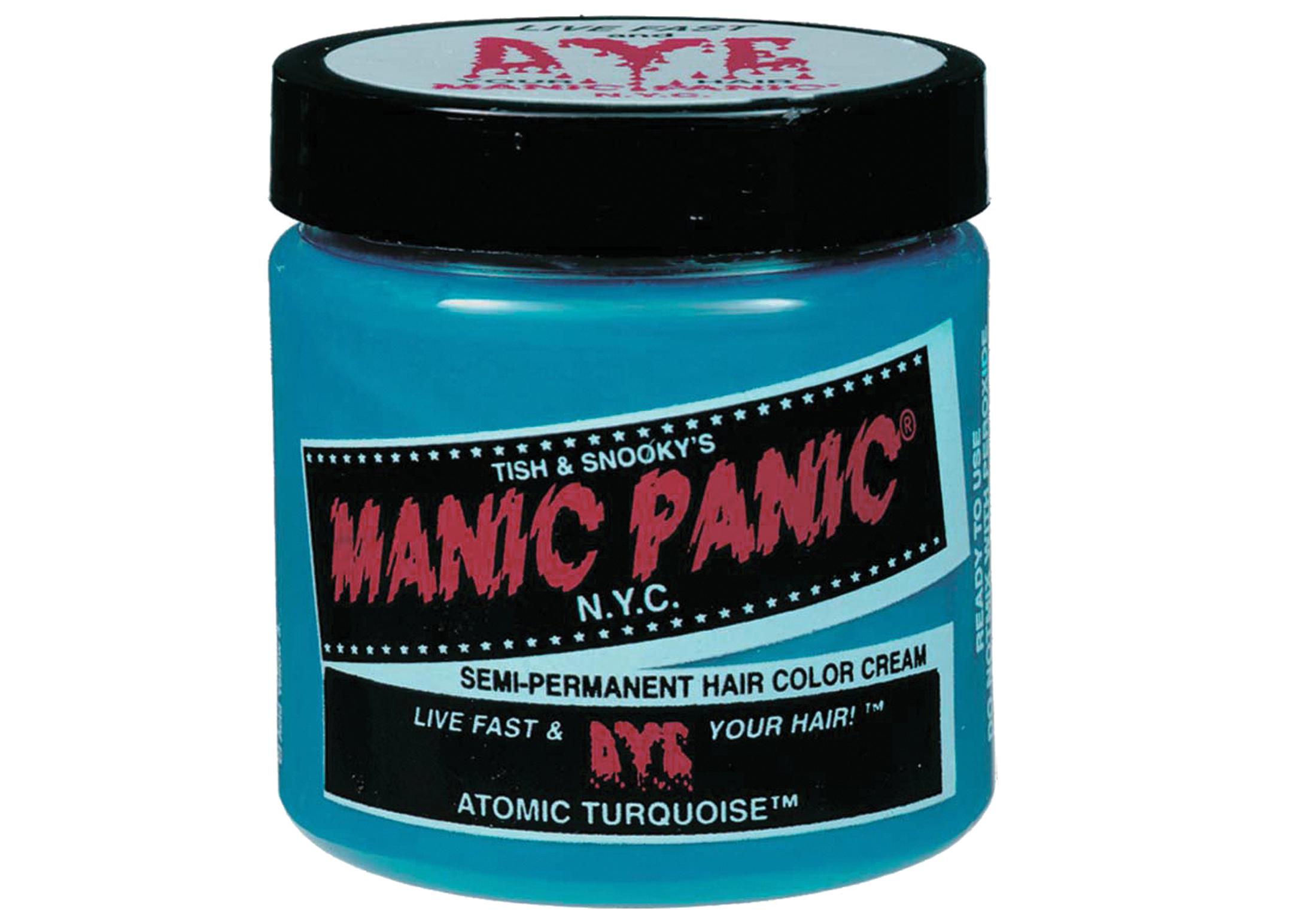 Show Tech Manic Panic 118 ml Hair Color Cream For Dogs, Cats And Horses