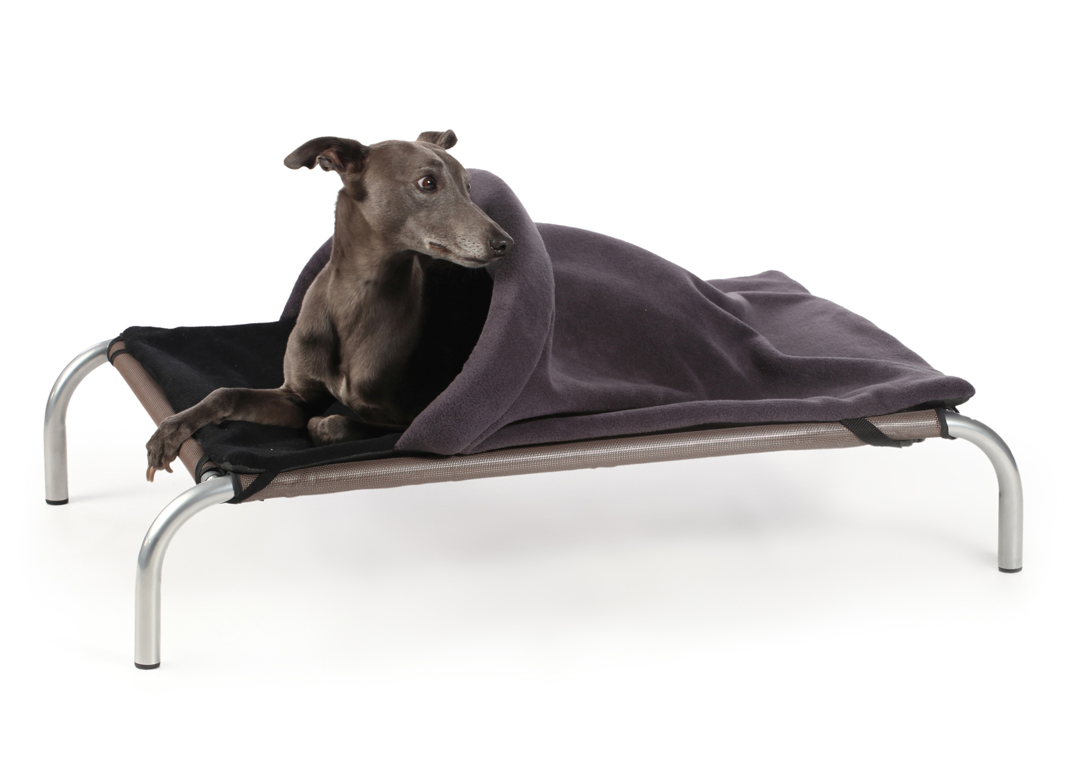 Hi-K9 Snuggle Tunnel Bed For Dogs And Cats