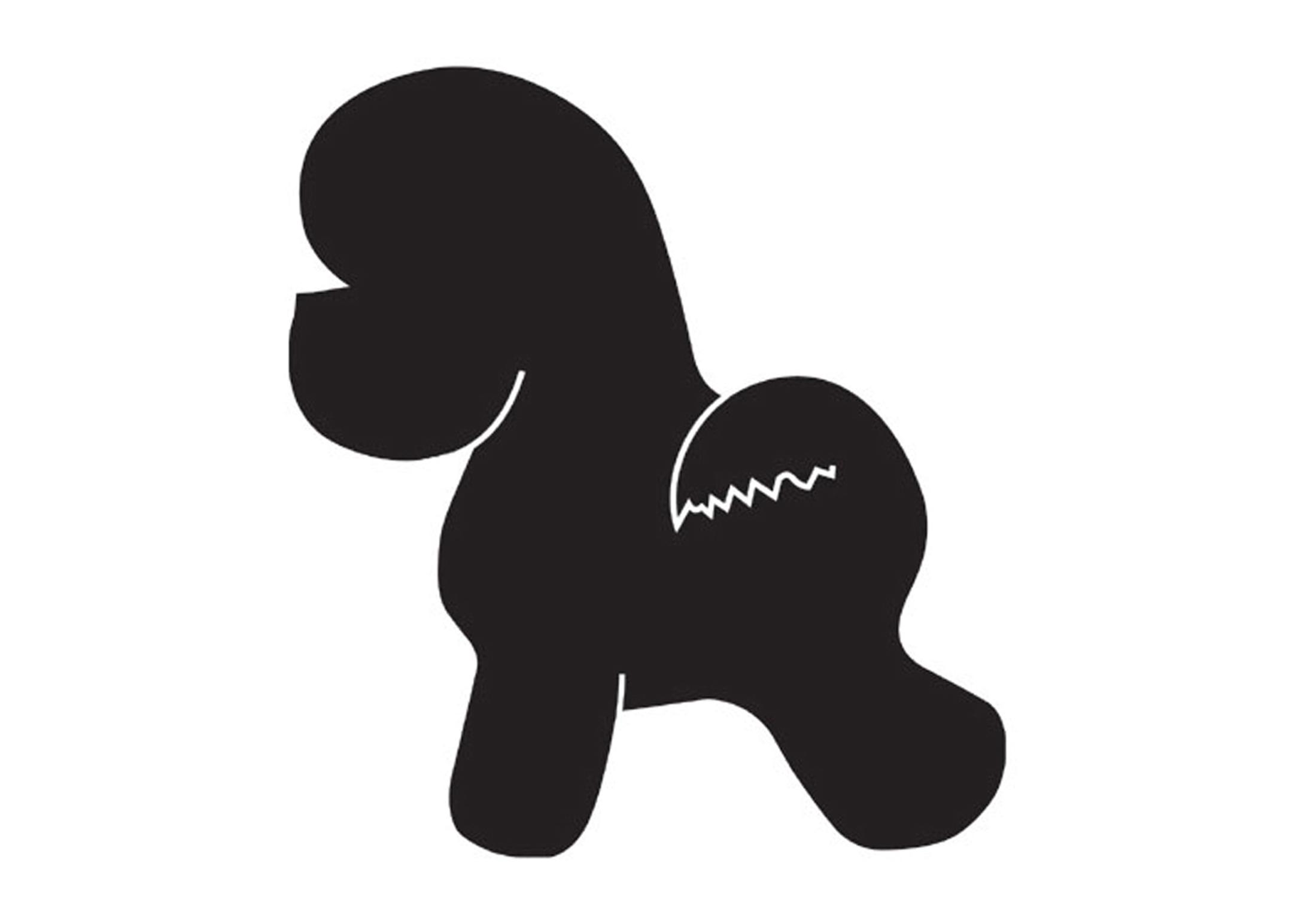 K-design Bichon Sticker For Groomers