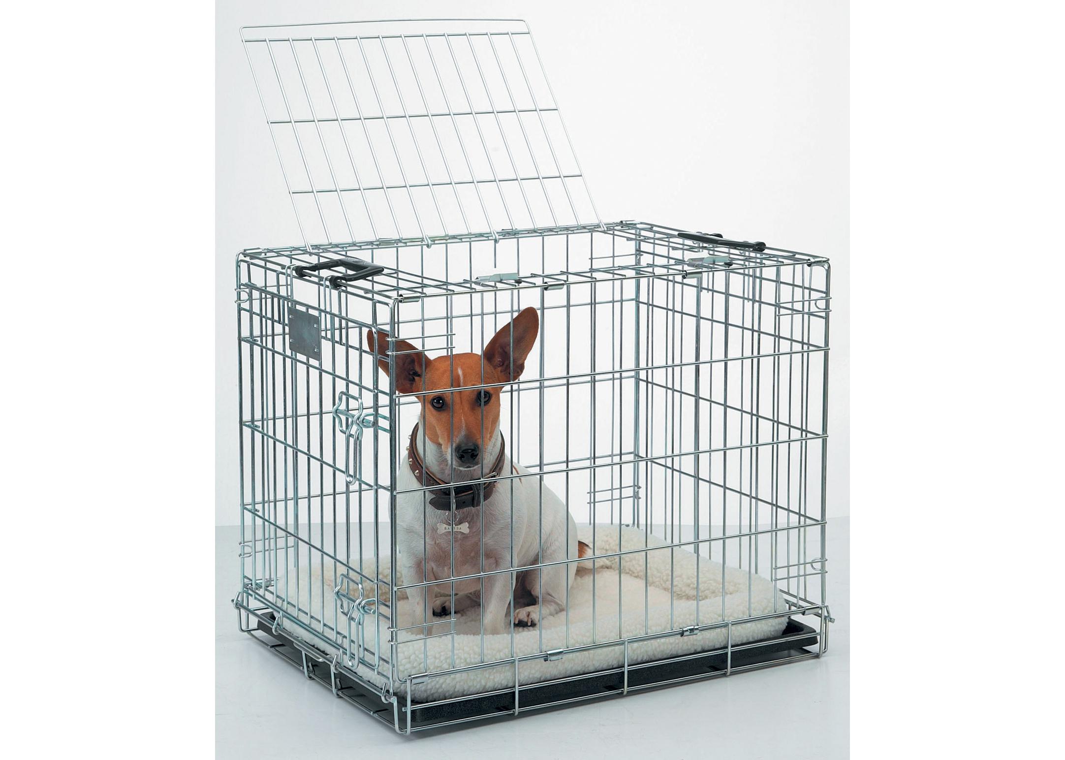 Savic Dog Residence Maat 0 - 50x33x40cm Kooi