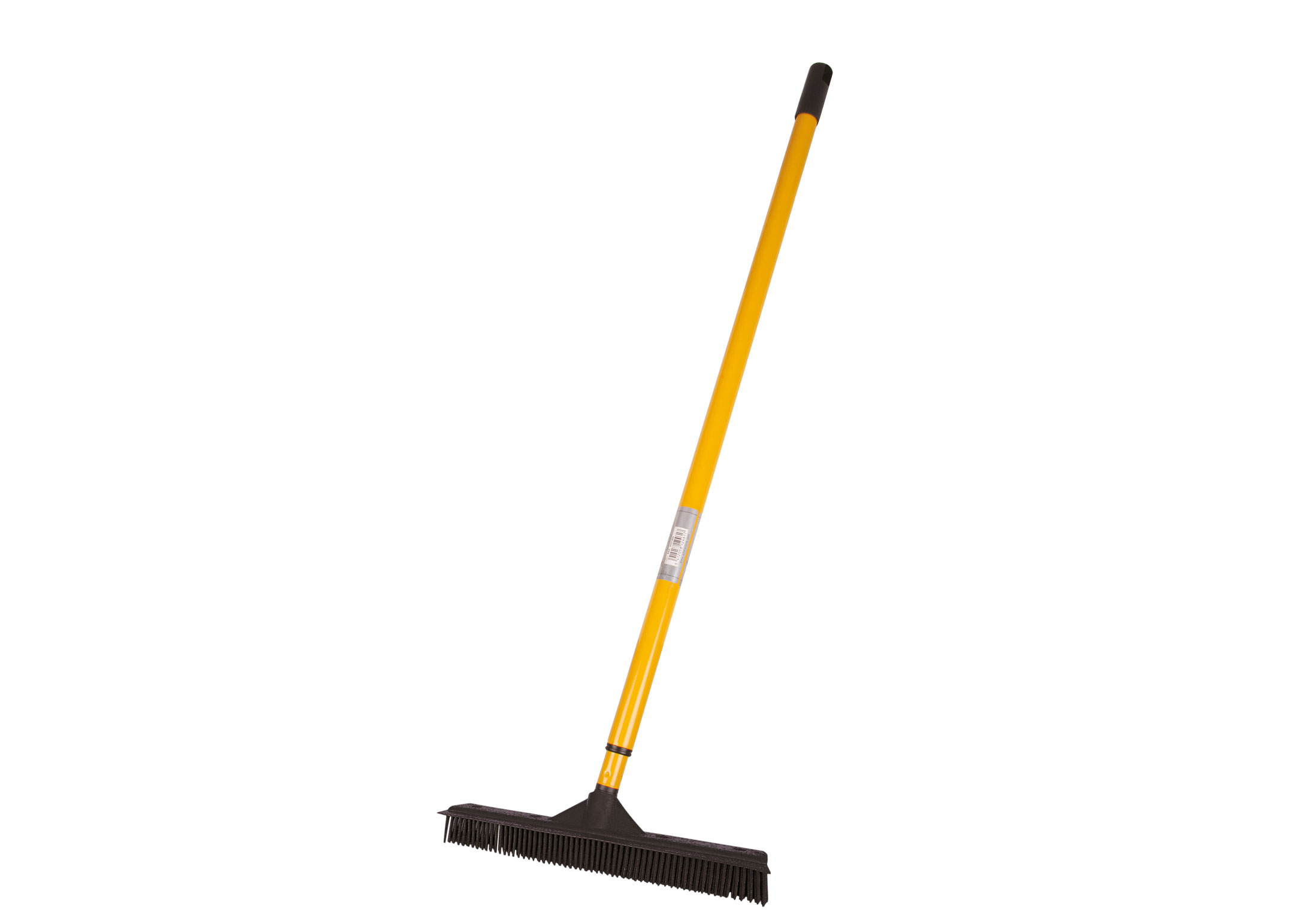Show Tech Rubber Floor Brush + Telescopic Handle