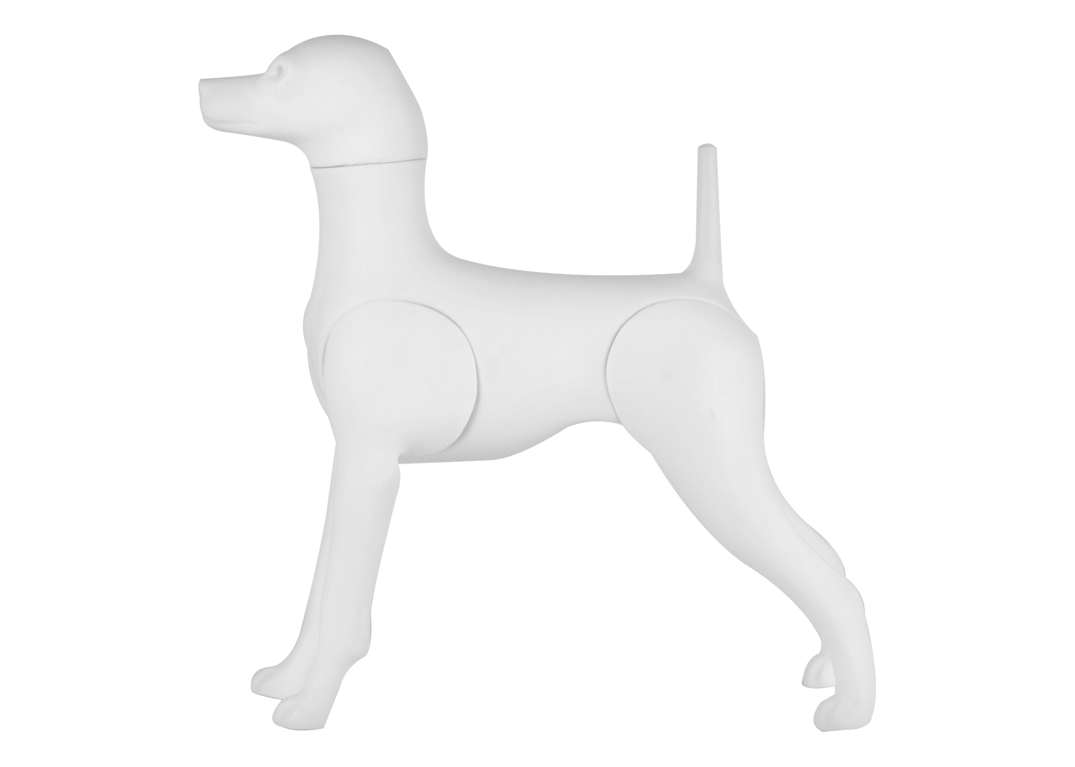 Starzclub Magnetic Model Dog Asian Style (hair is sold separately)