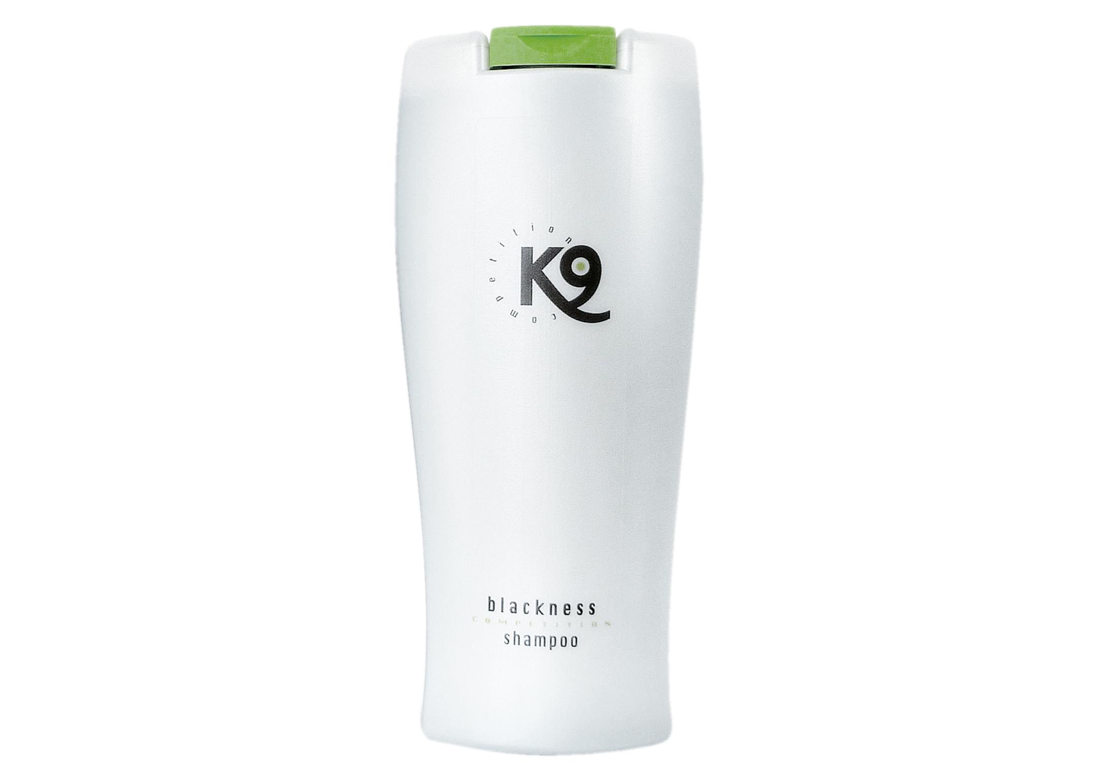 K9 Blackness Shampooing Pour Chiens et Chats