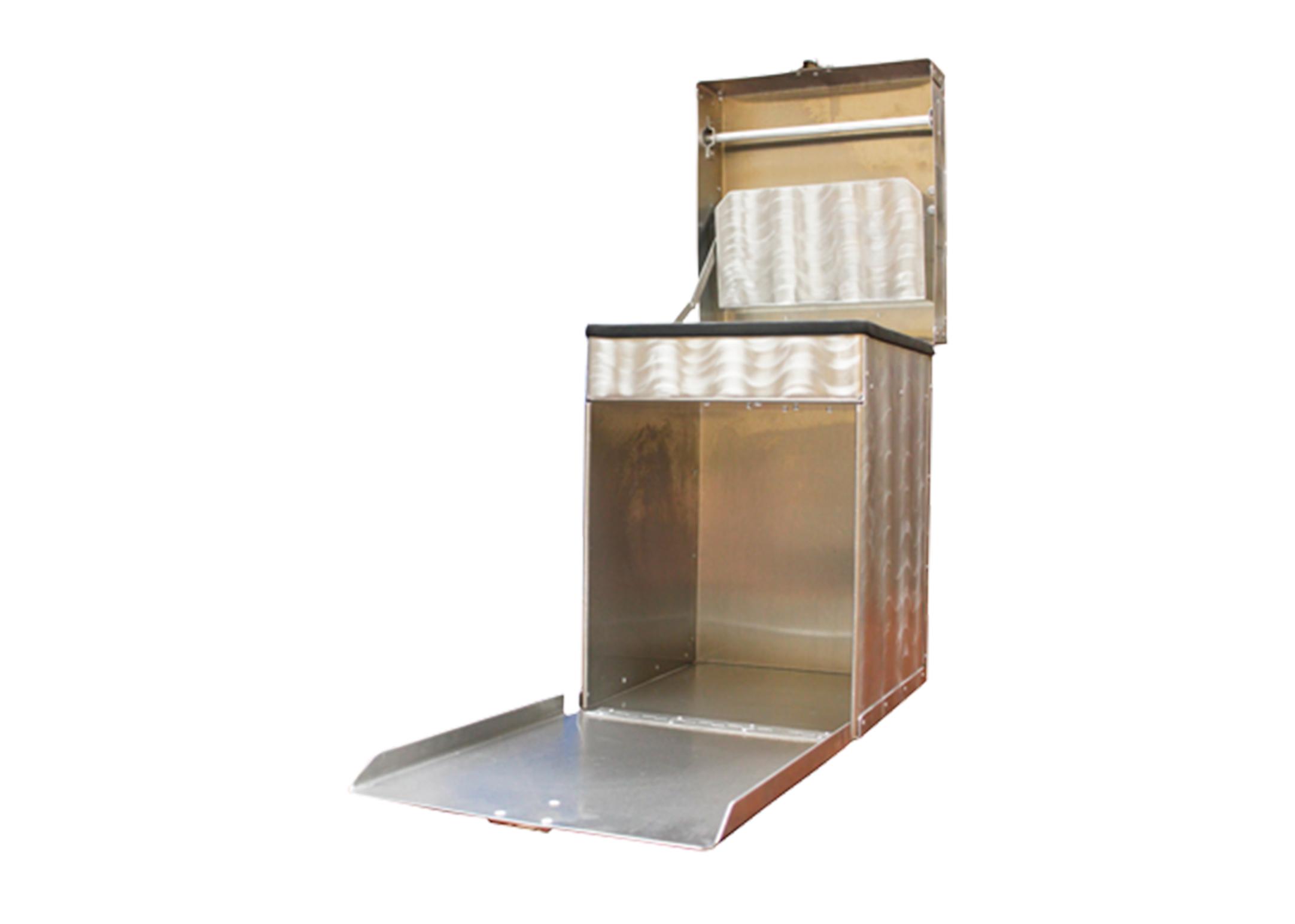Chris Christensen Systems D-Flite Tack Box 100 Standard Wave Materiaalkoffer