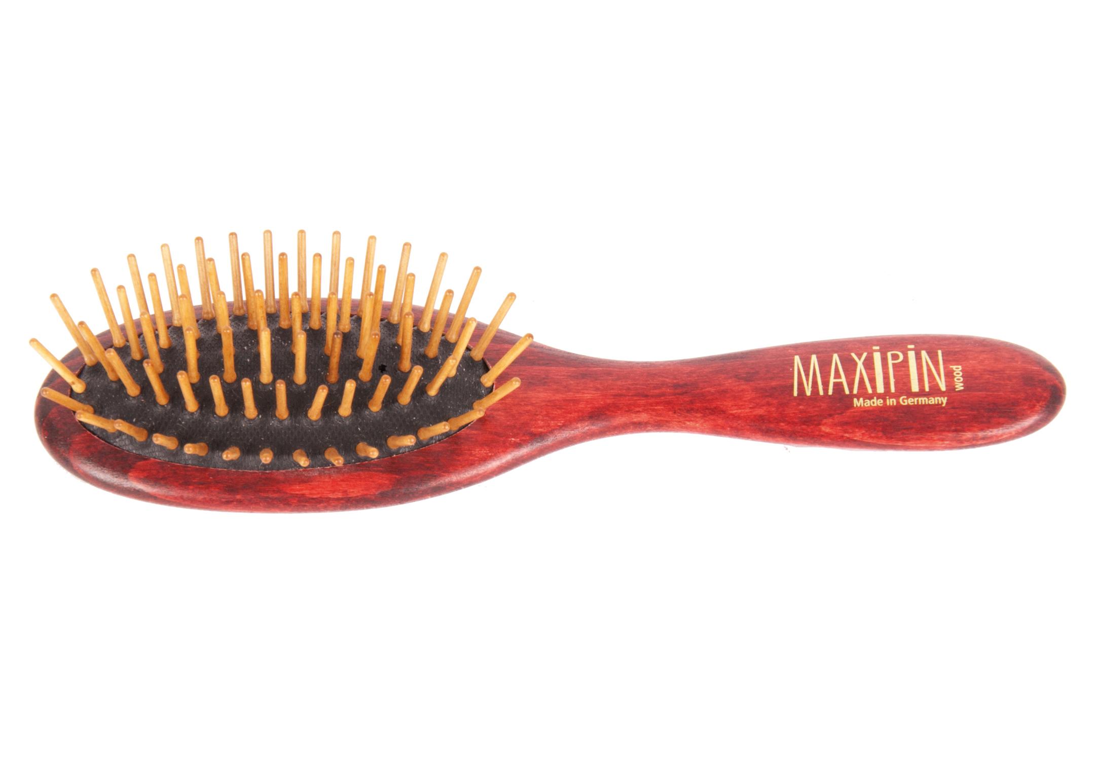 Show Tech Maxi Pin Brush Small Wooden Pins