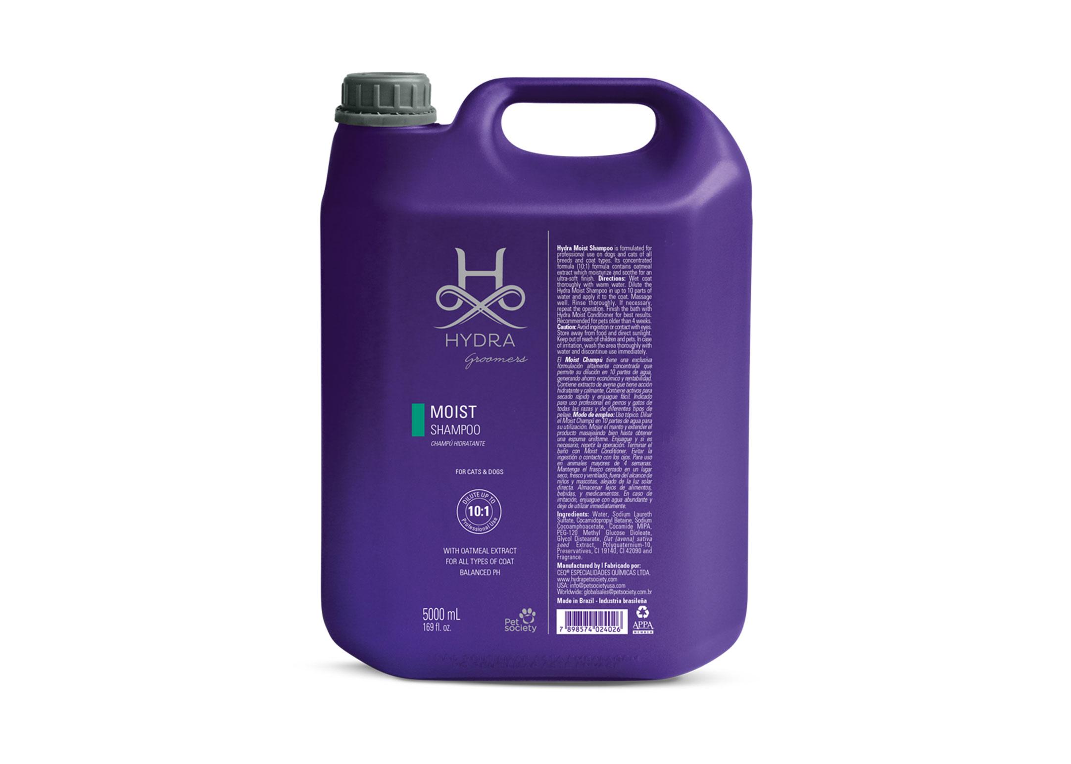 Hydra Moist Shampoo