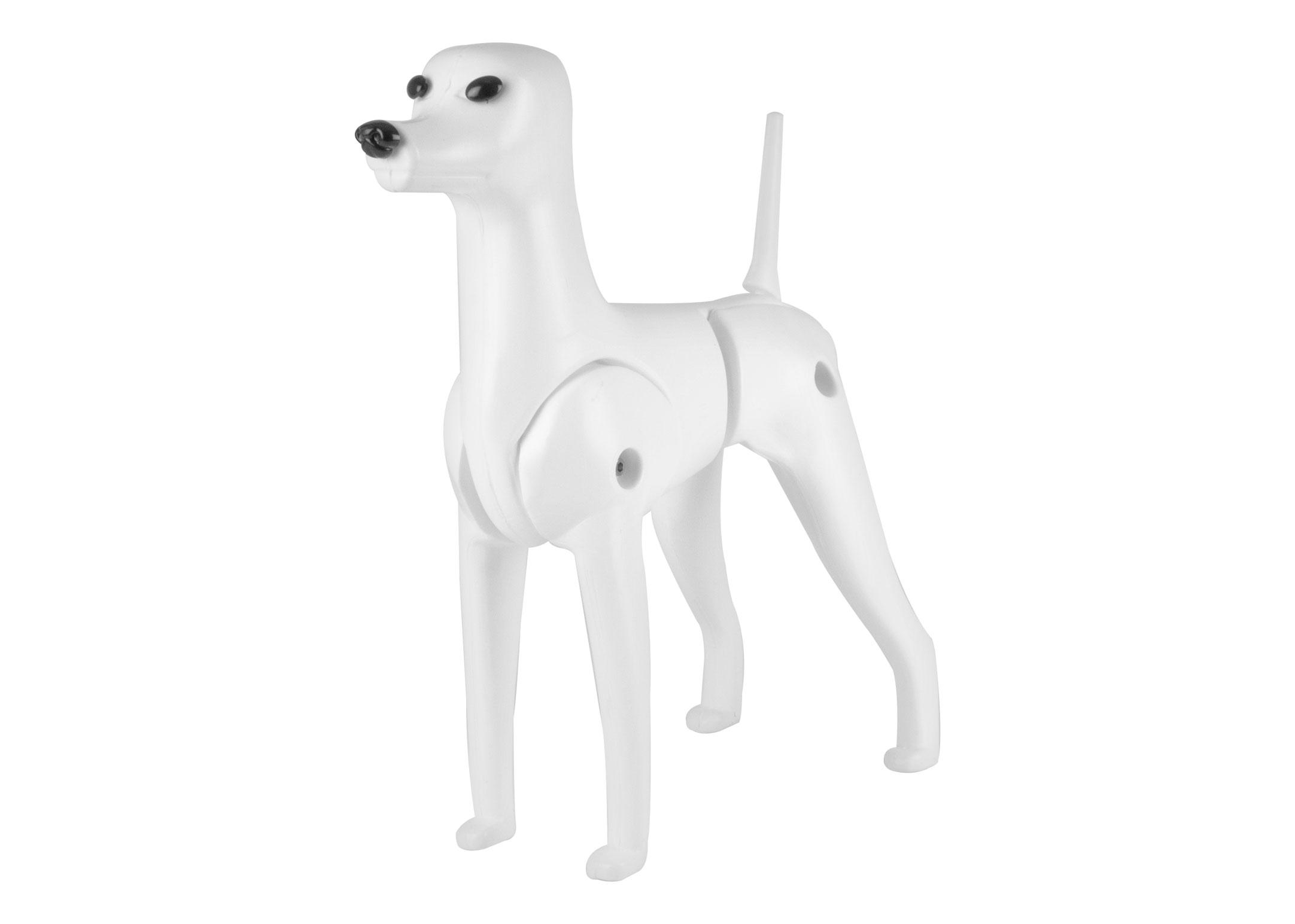 Starzclub Model Dog Poodle Educational Dog