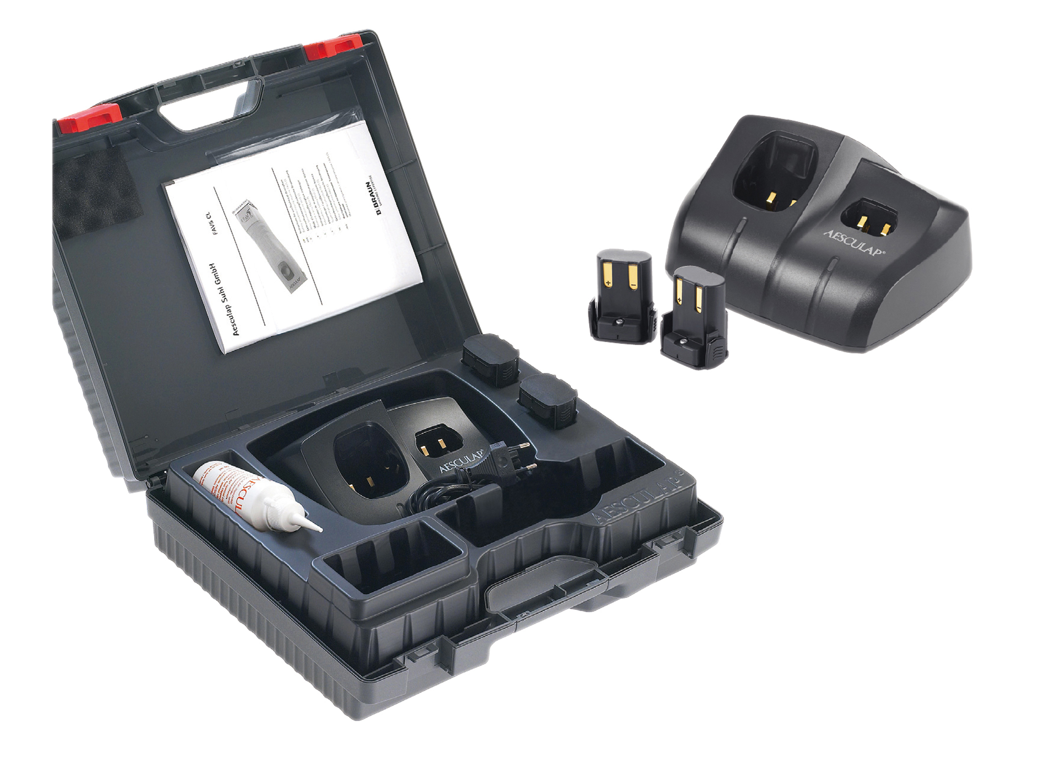 Aesculap Fav5 Hybrid Kit Chargeur Chargeur