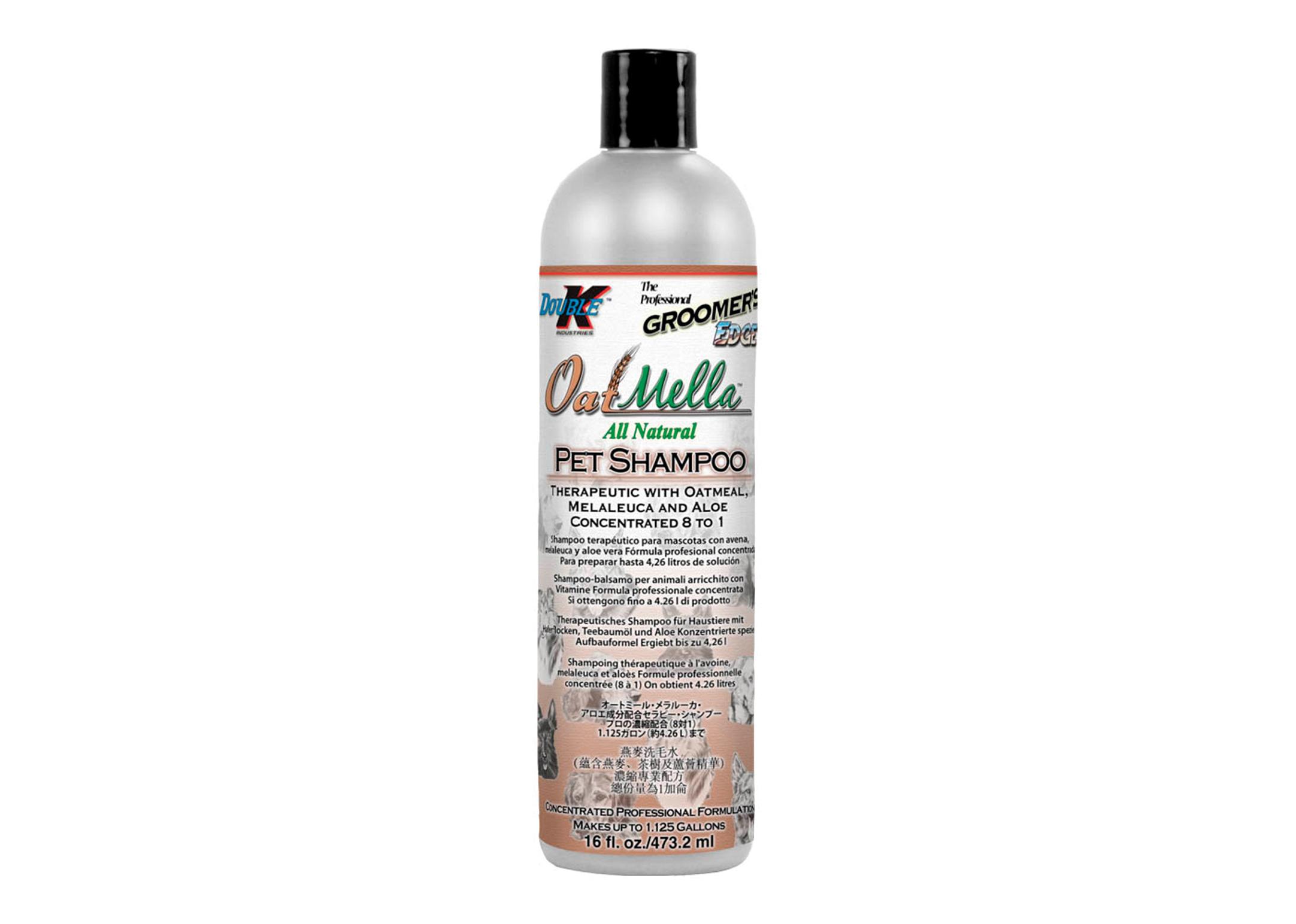 Double K Oat Mella Shampoo Voor Honden, Katten En Paarden