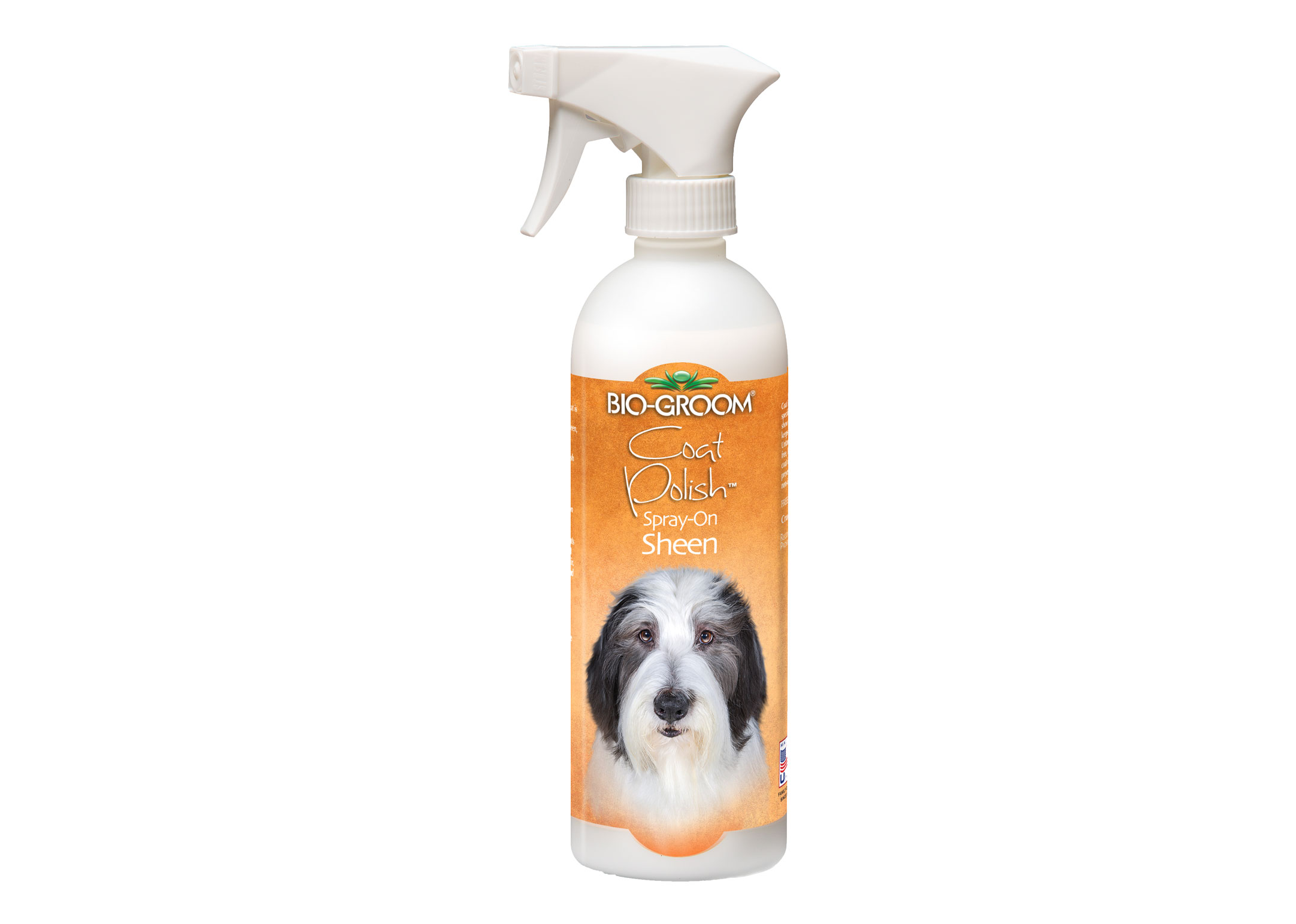 Bio Groom Coat Polish 455 ml Spray-On Sheen