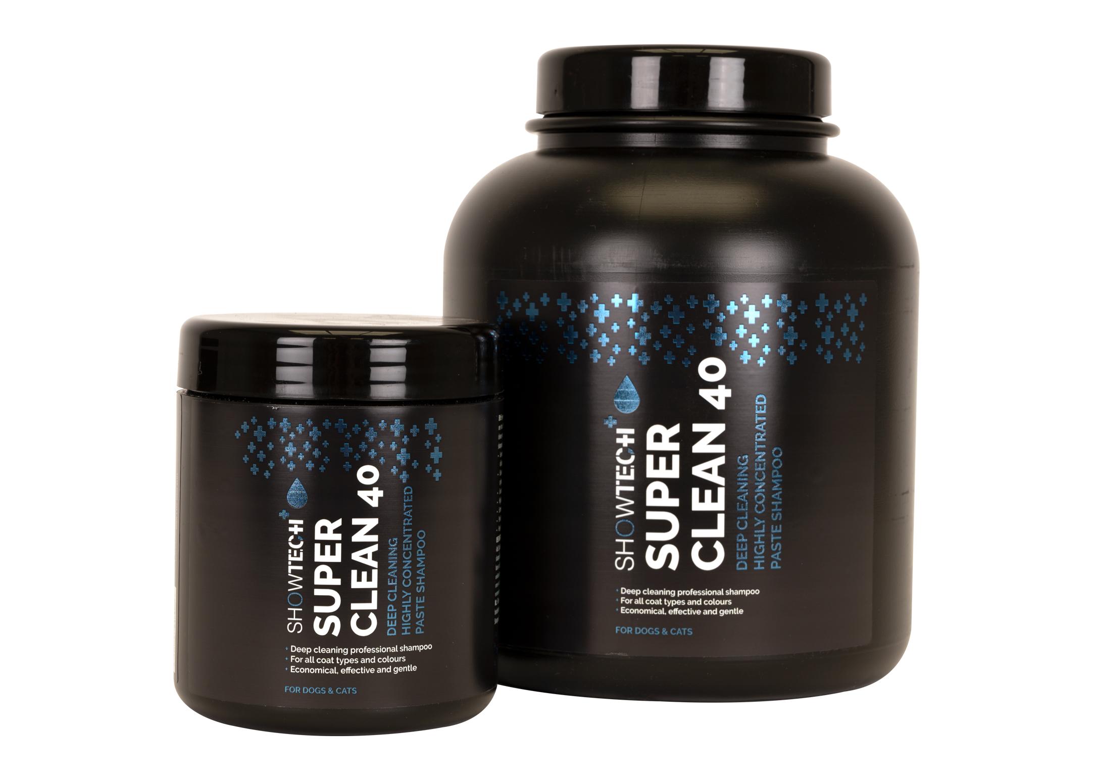 Show Tech+ Super Clean 40 Shampoo 4,5 L