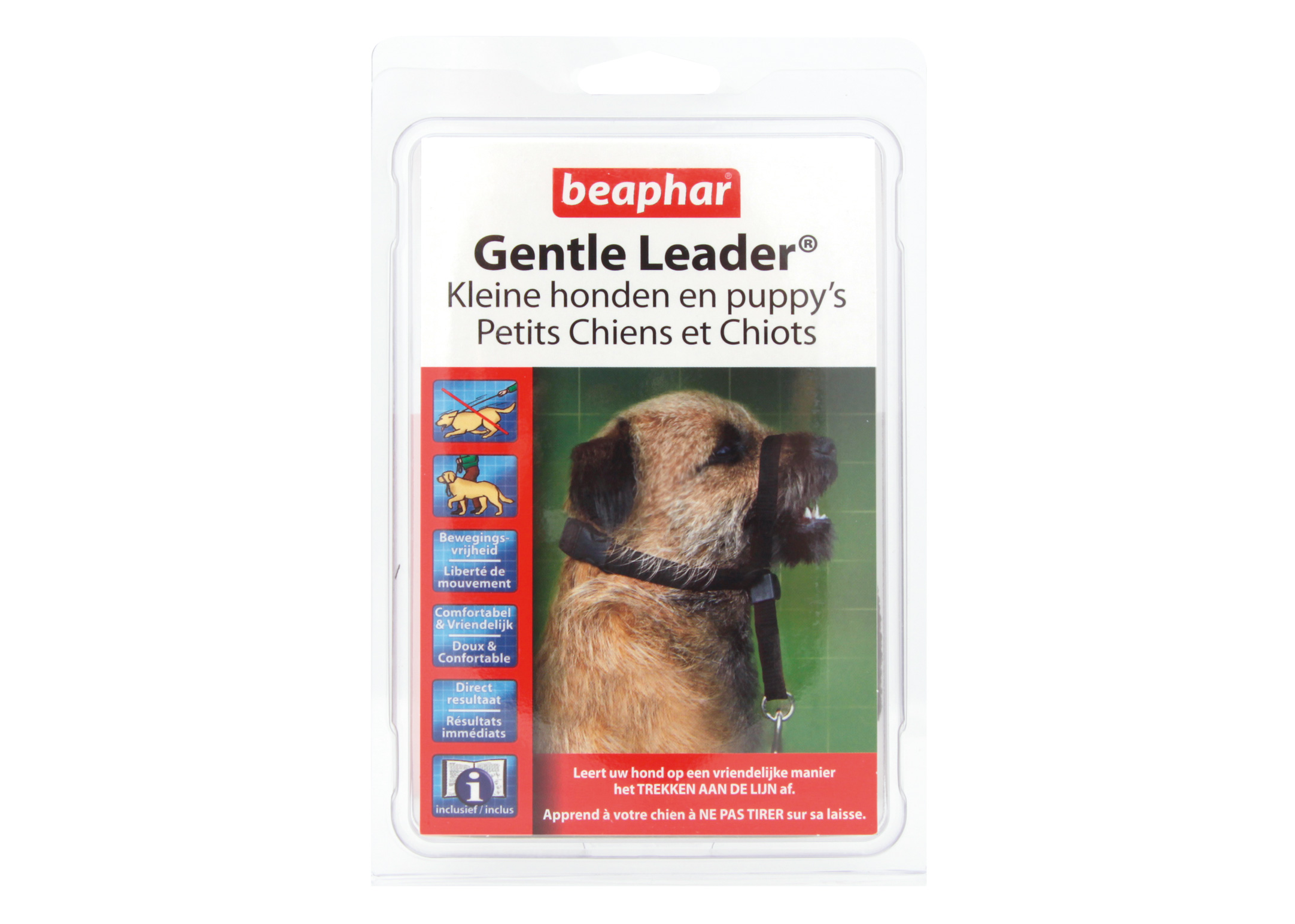 Gentle Leader Small Dogs / Puppies - black