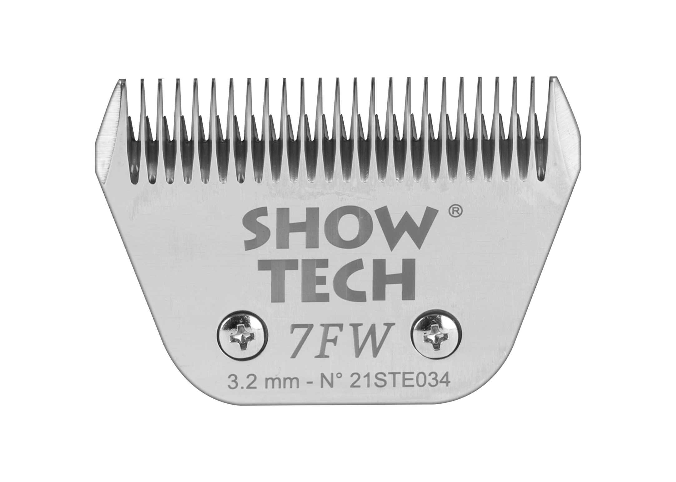 Show Tech Pro Blades snap-on Clipper Blade #7FW - 3,2mm