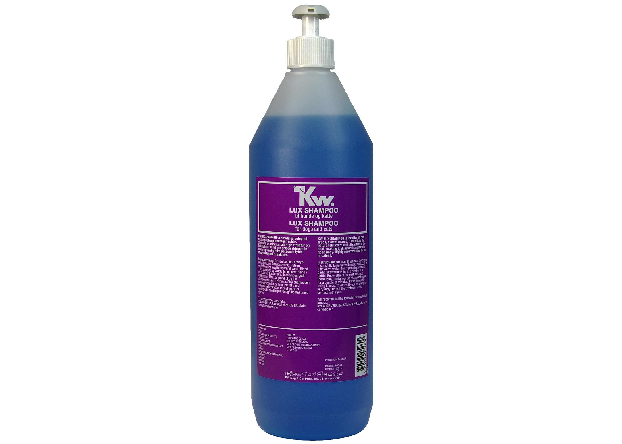 KW Lux Shampoo 1L