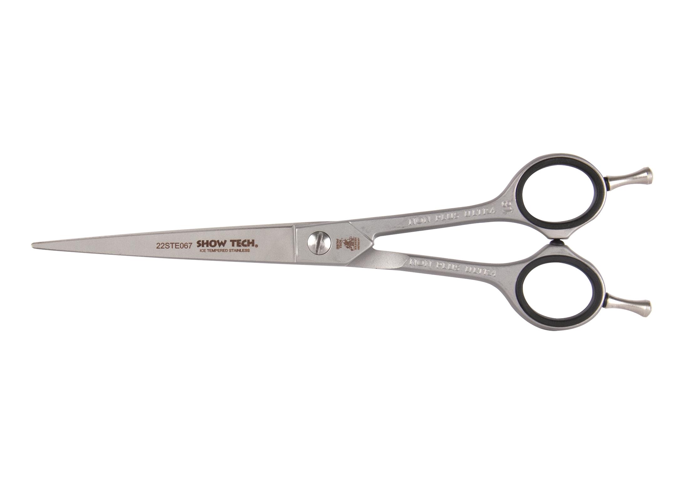 """Show Tech 18cm - 7"""" Straight Scissor"""
