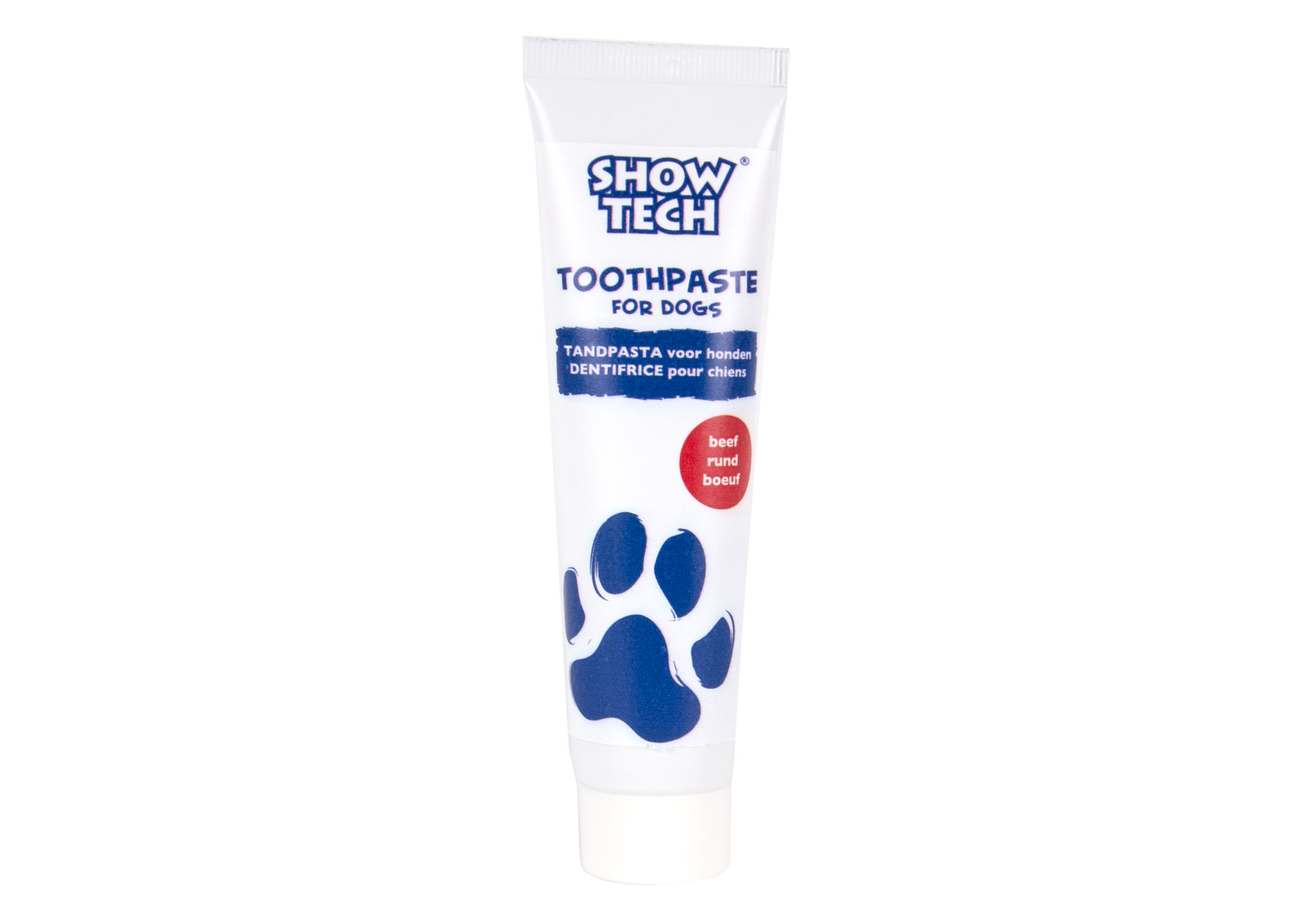 Show Tech Toothpaste 85gr Beef Teeth Cleaning Product