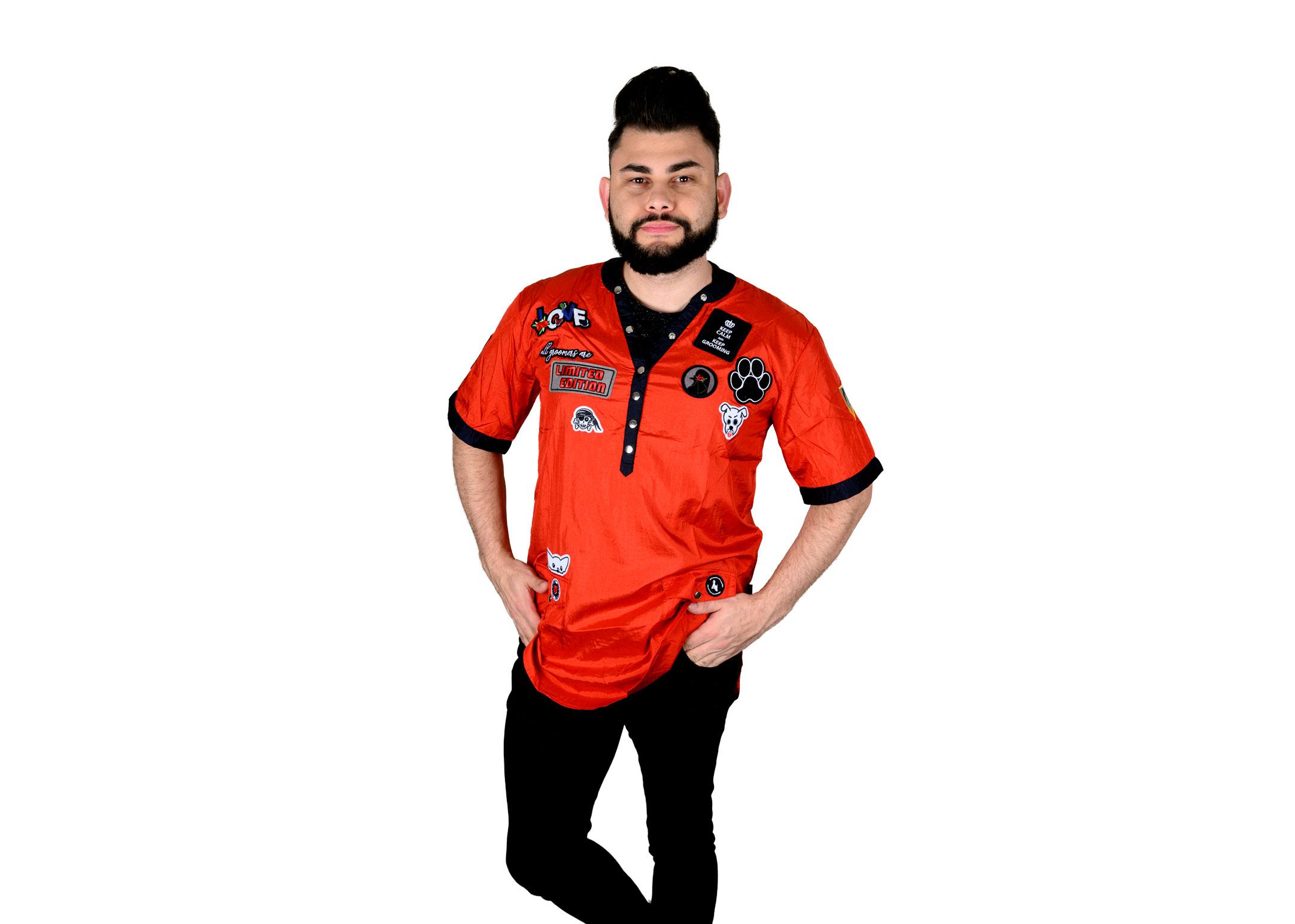 Tikima Figarino Shirt S Khaki