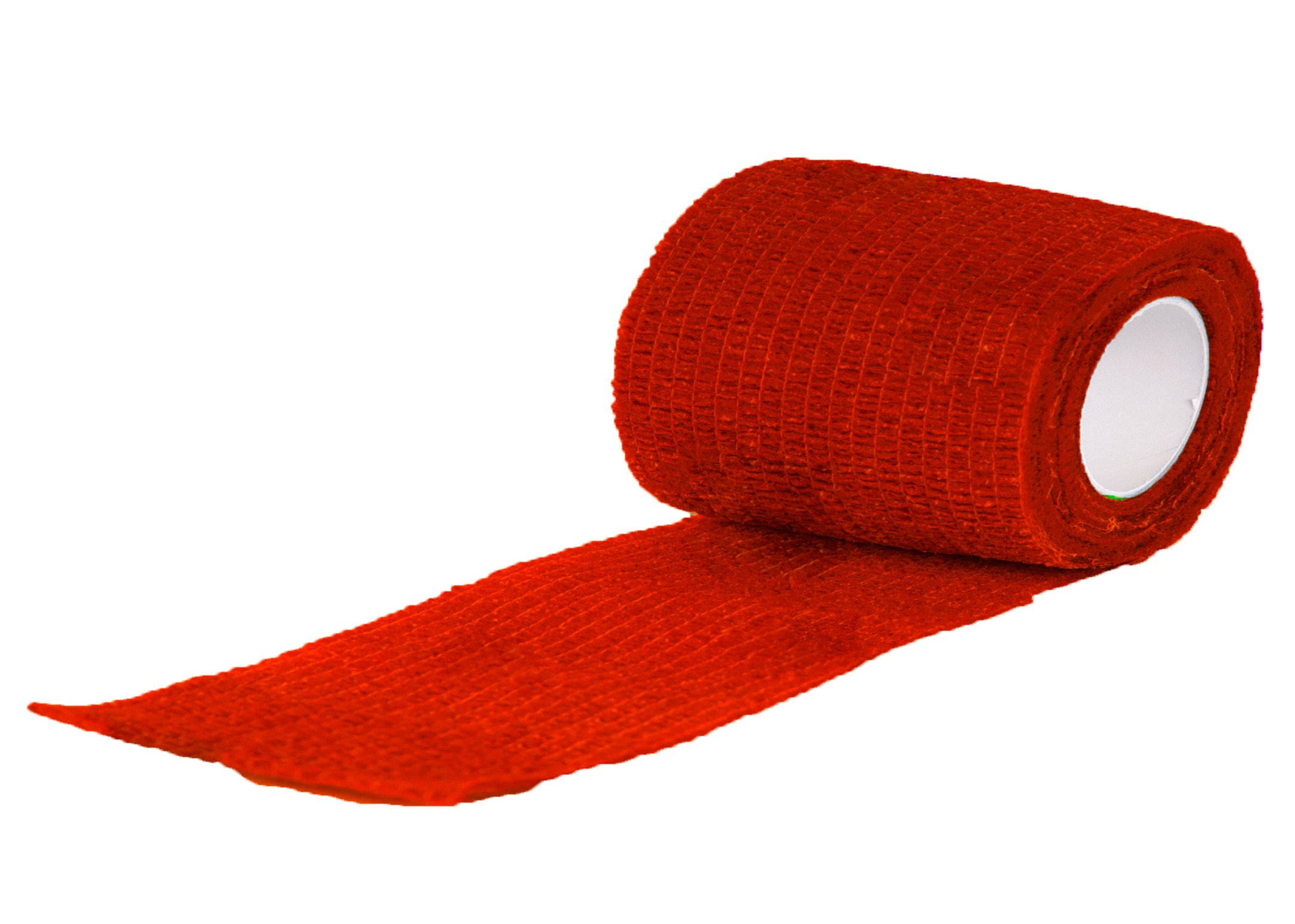 Show Tech Self-Cling Bandage Rouge 7,5cmx4,5M Bande Cohésive