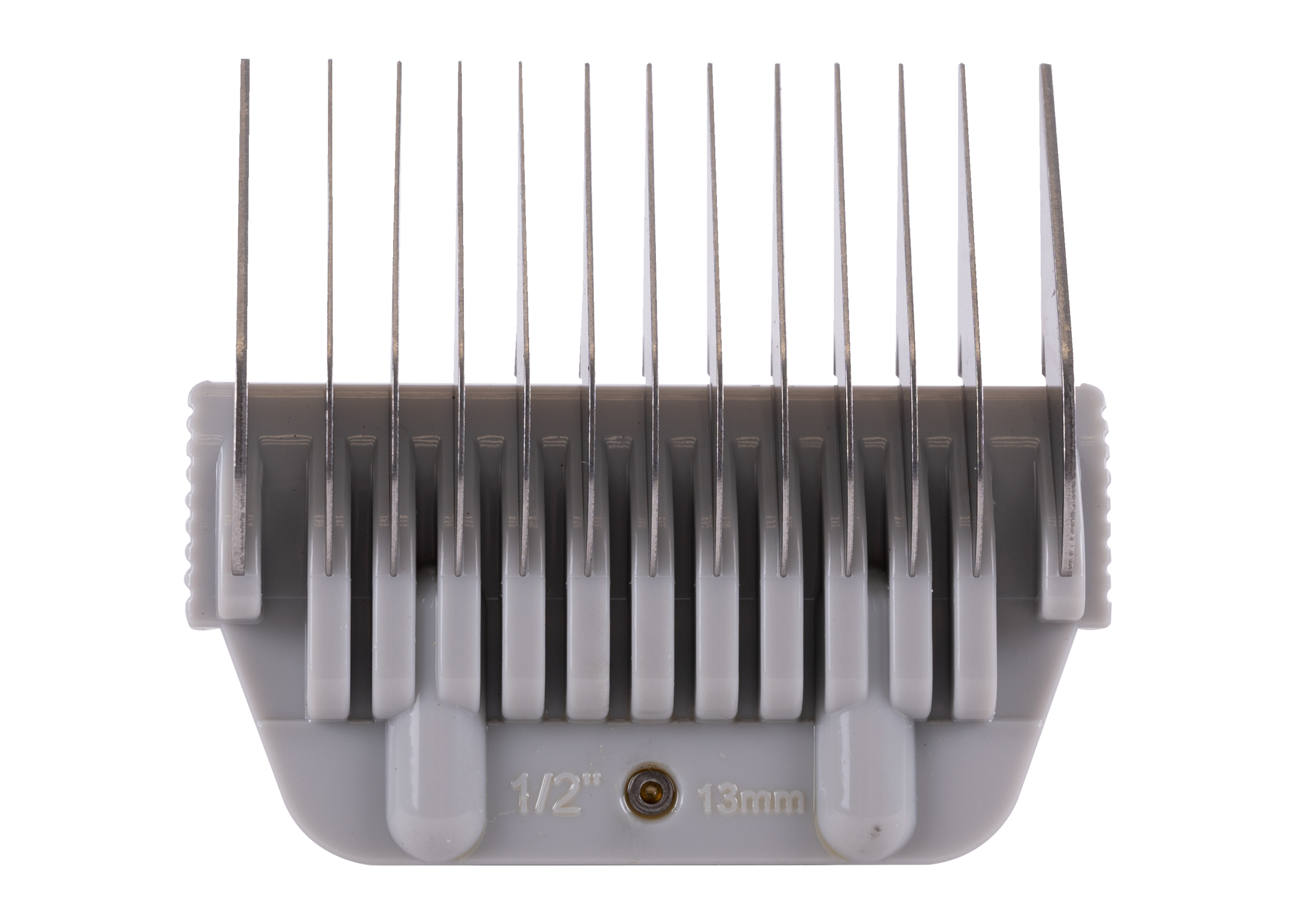 Show Tech Pro Wide SS Snap on Comb 13mm - Snap on Comb