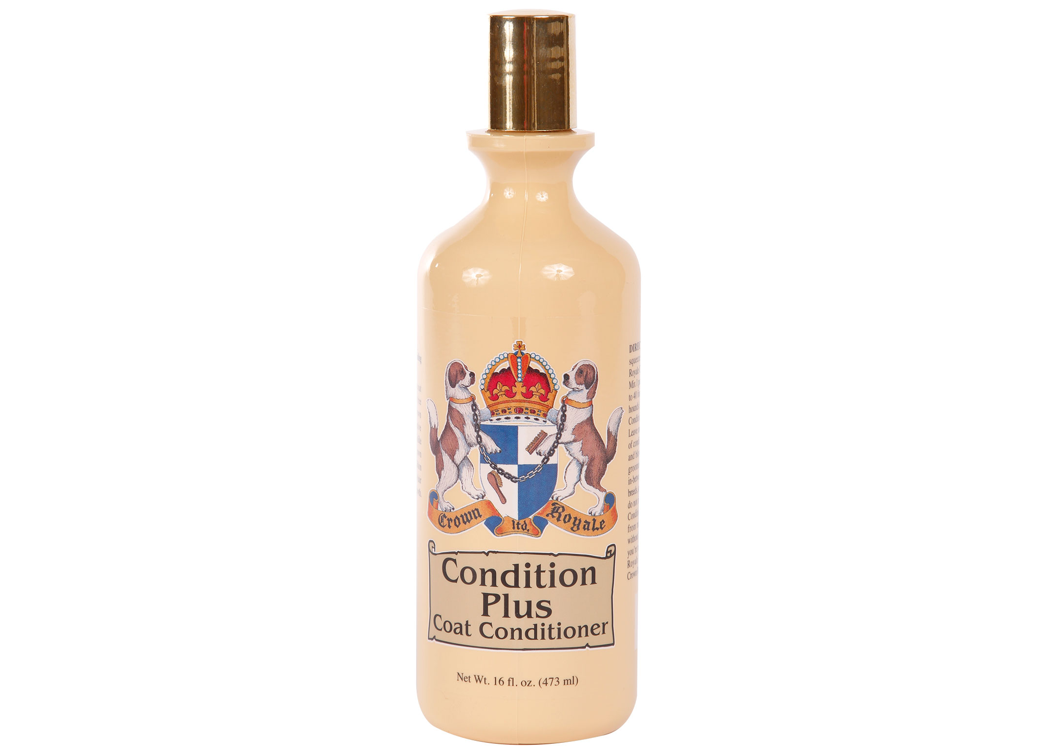 Crown Royale Conditioner Plus Conditioner Voor Honden, Katten En Paarden