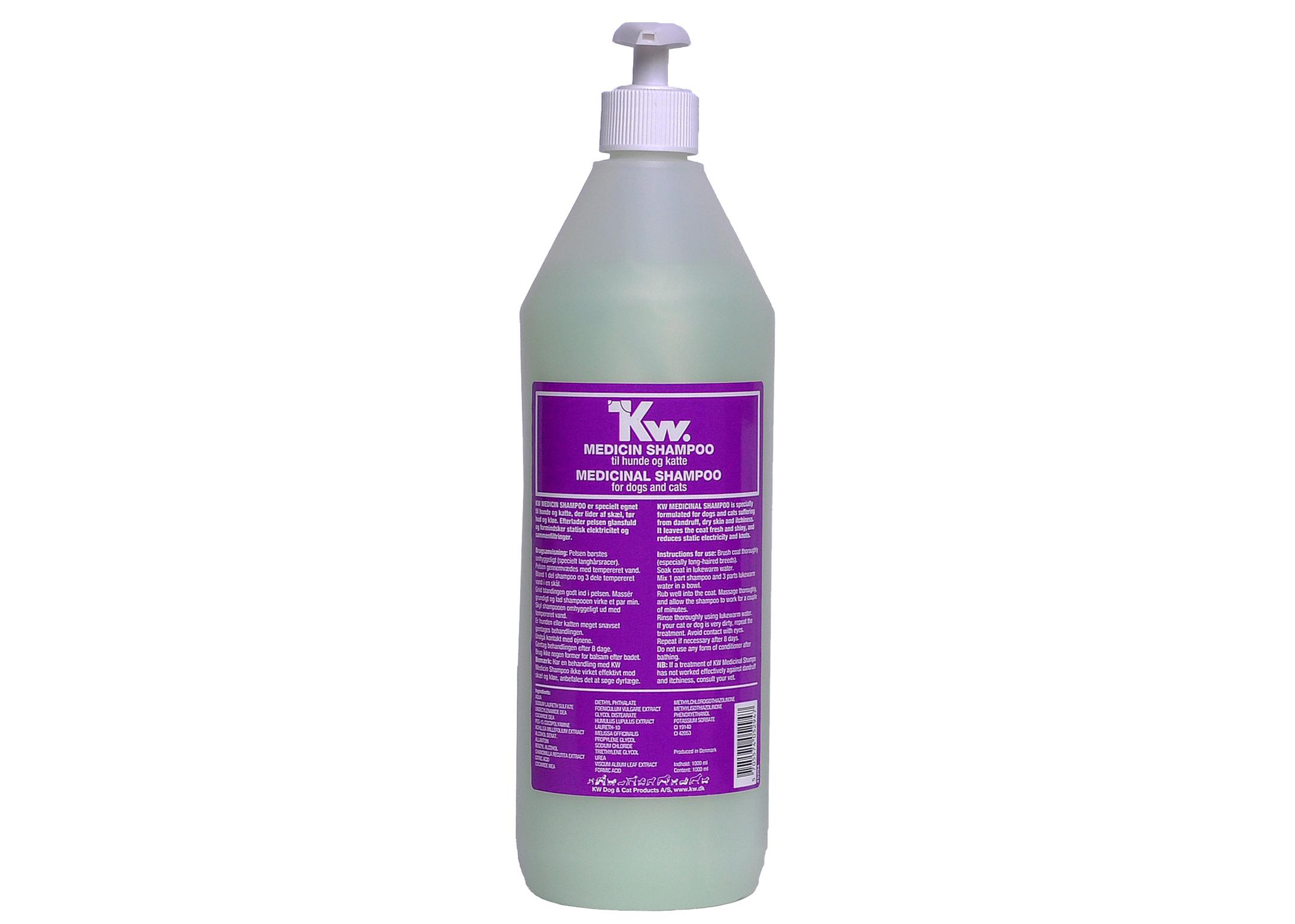 KW Medicinal Shampoo 1L