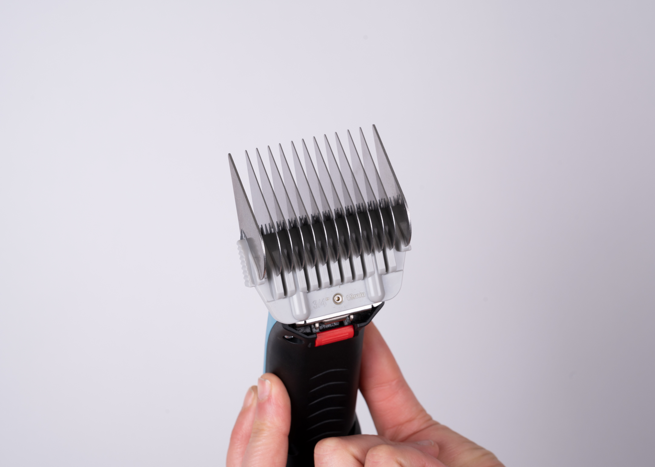 Show Tech Pro Wide SS Snap on Comb 10mm - Snap on Comb