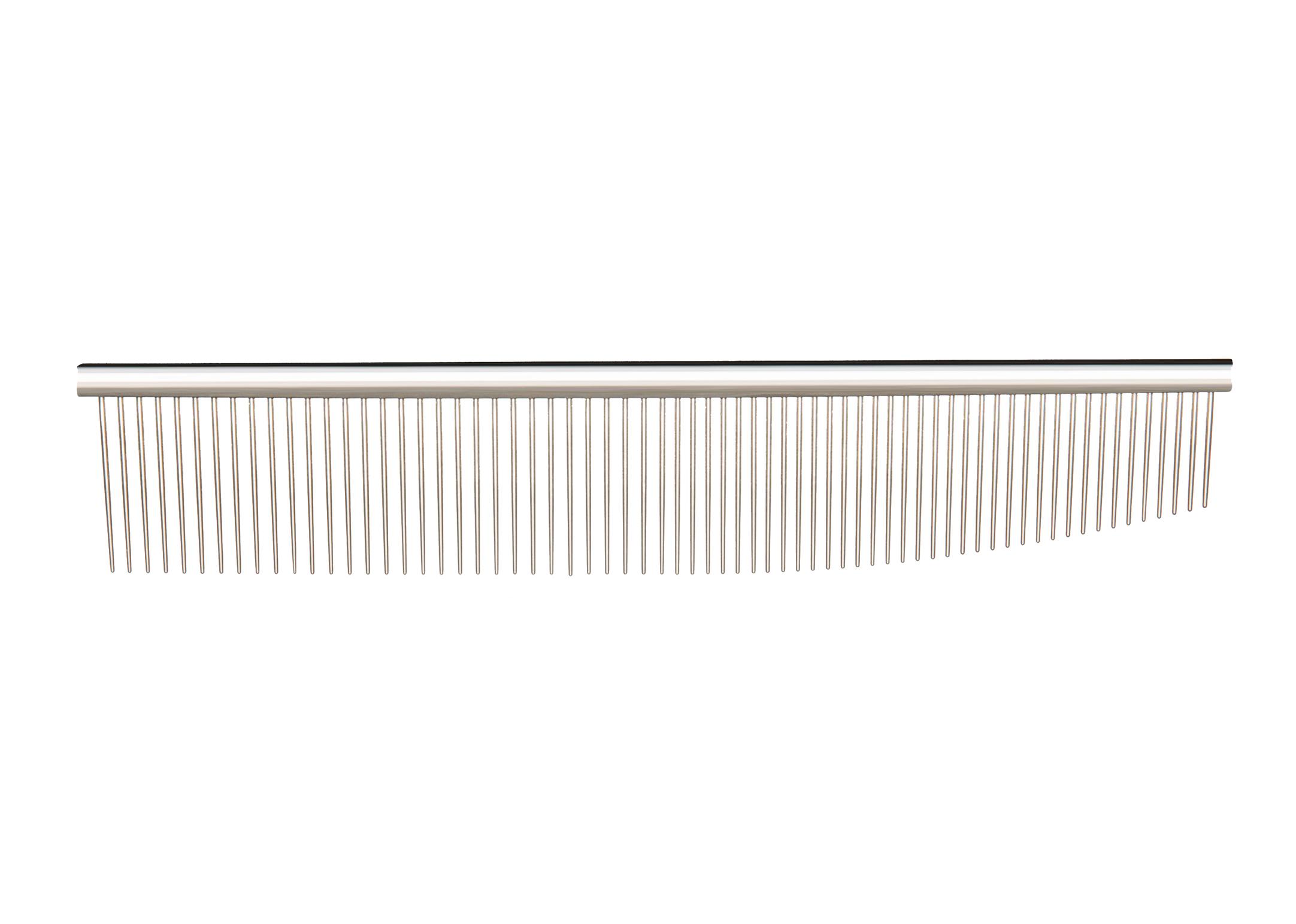 Utsumi U&U Combination Comb Silver Comb 16,5cm Comb