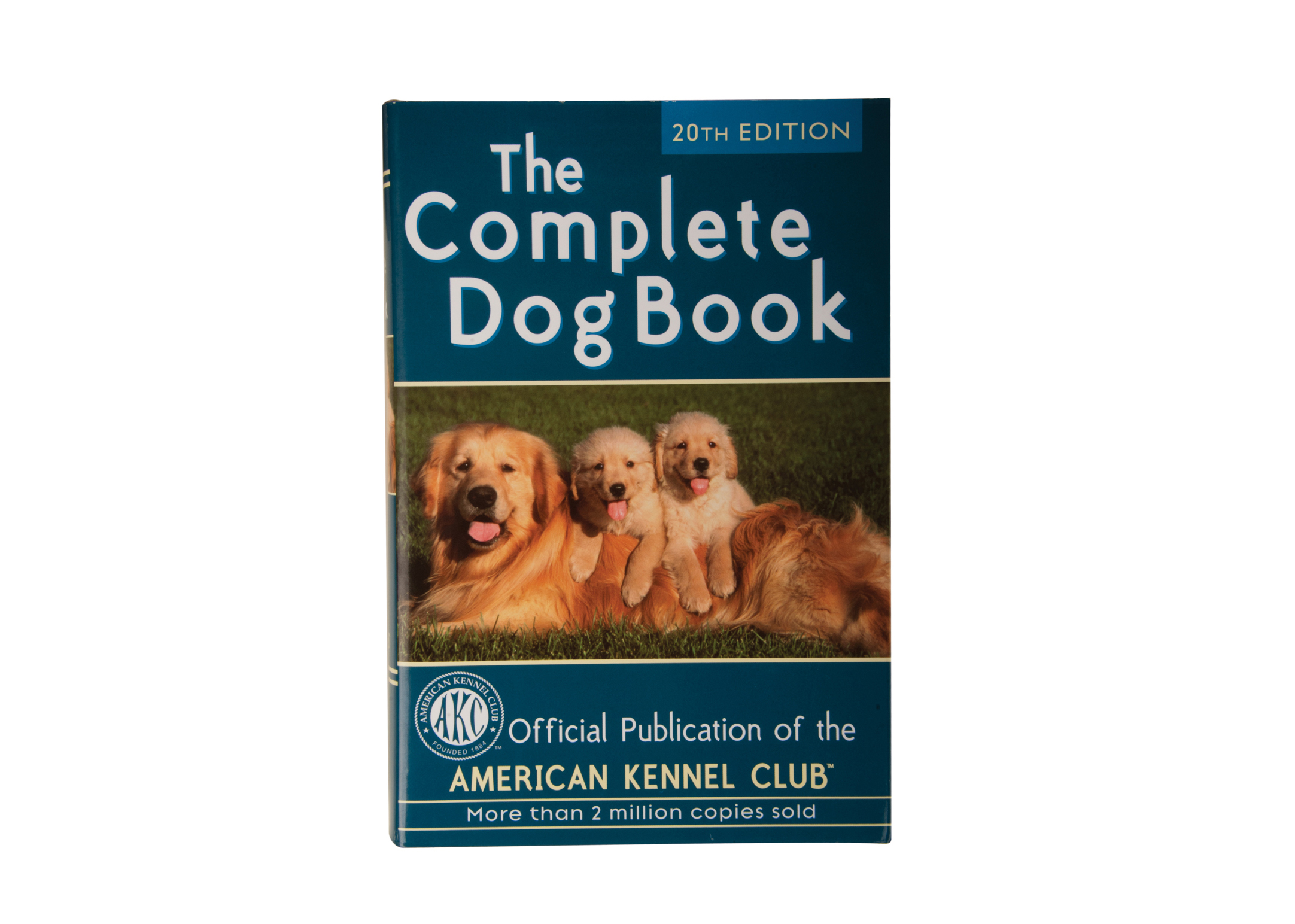The Complete Dog Book 20 th Edition