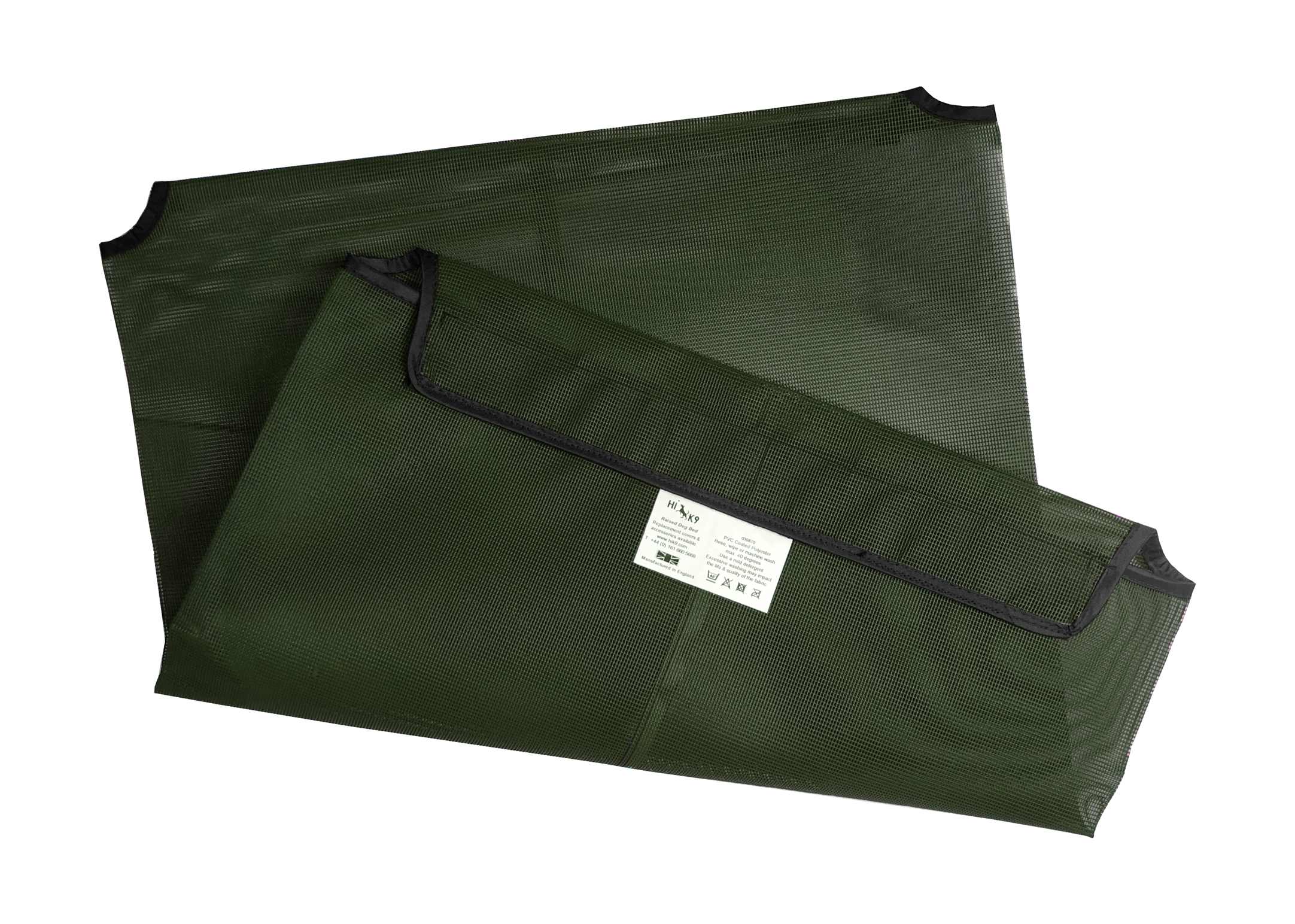 Hi-K9 Maille Olive Lit