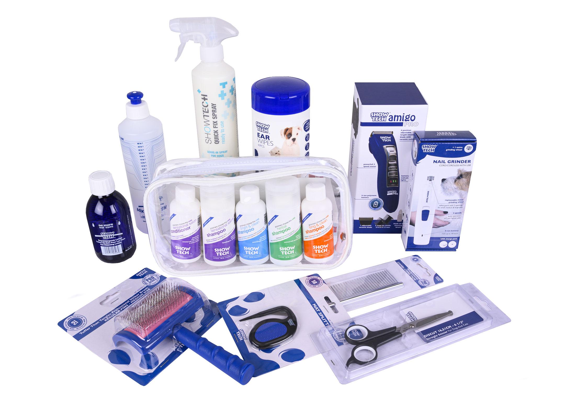 Show Tech Advanced Dog Care kit