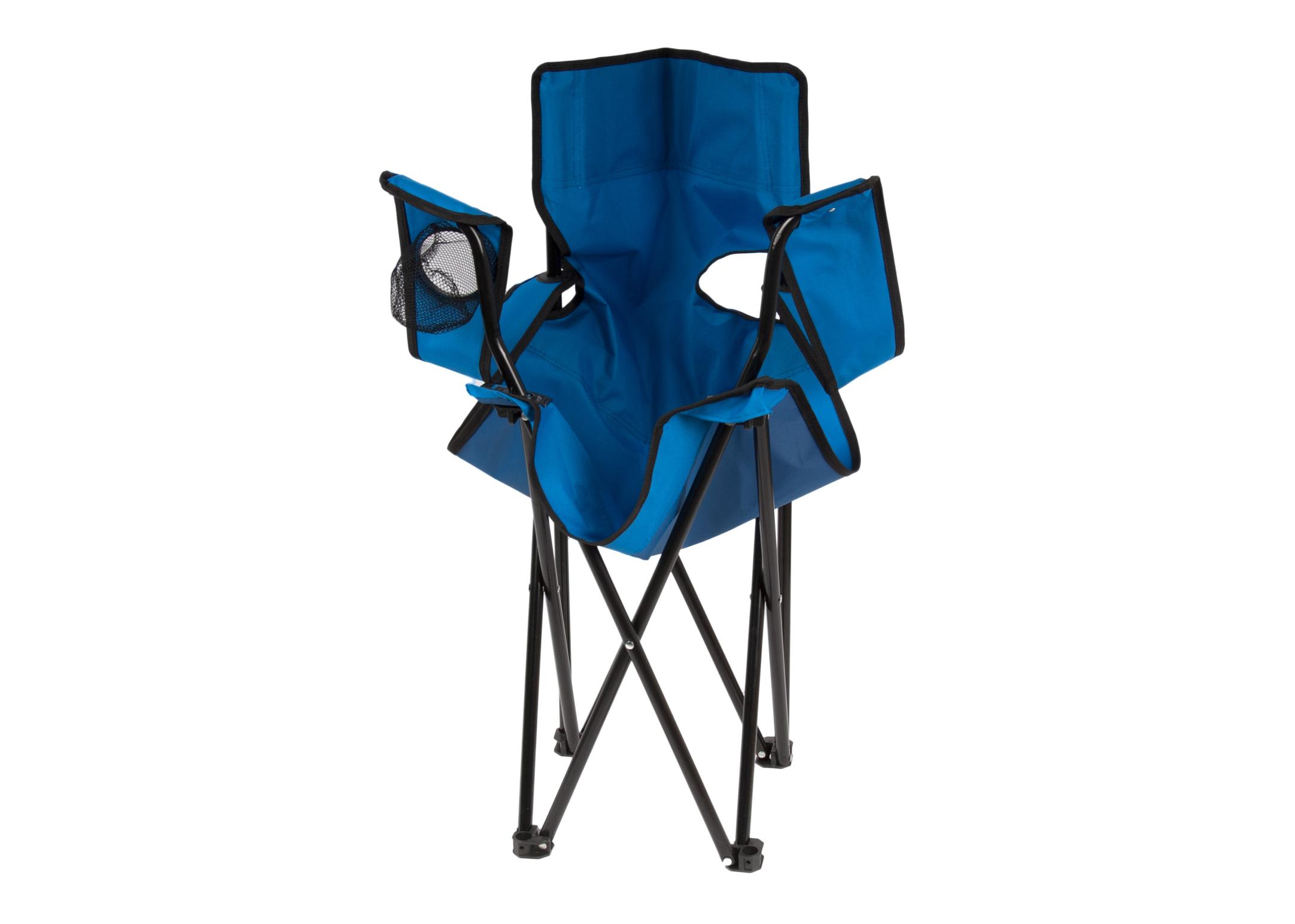 Show Tech Chaise Pliable Bleu Eco pour Shows